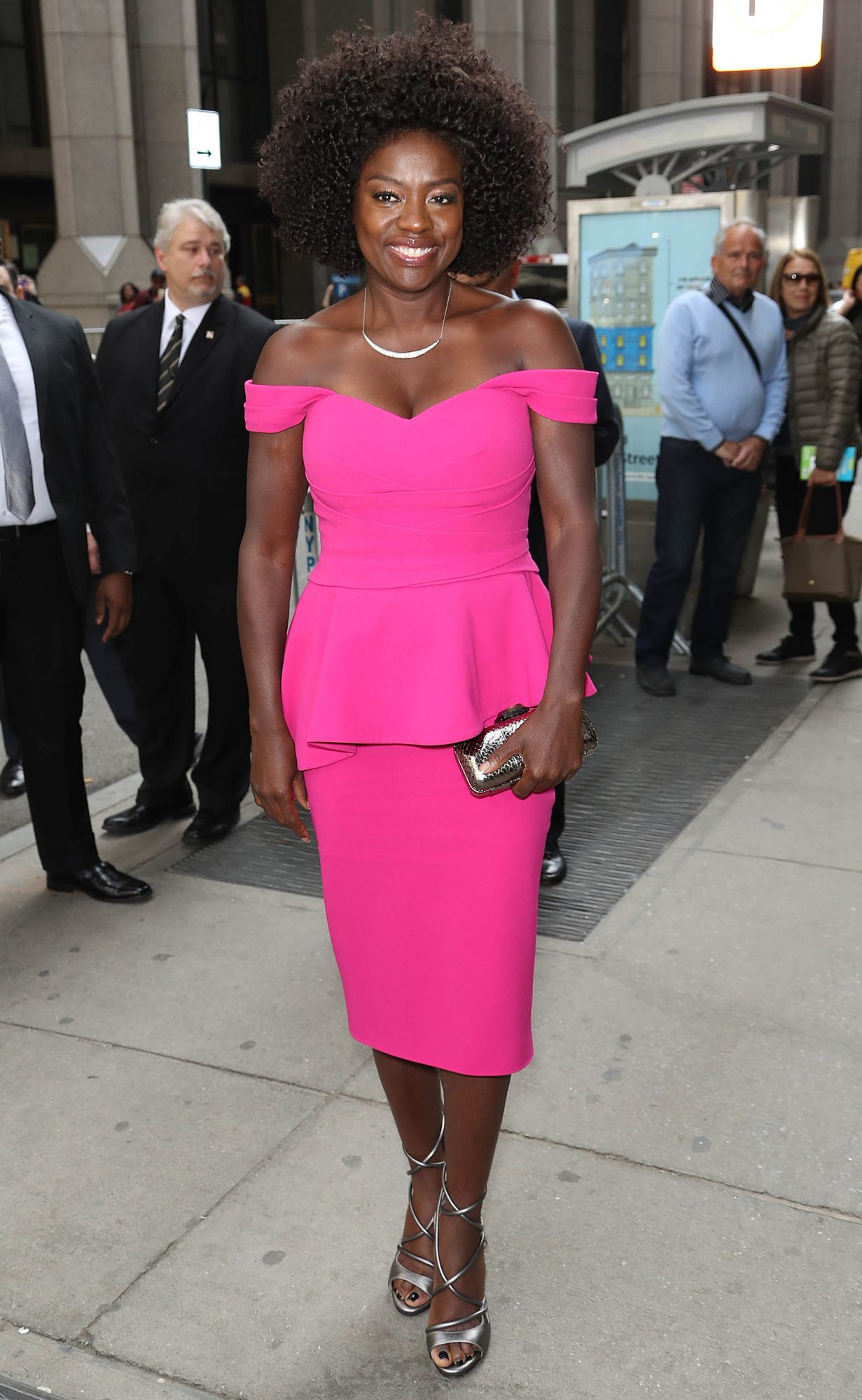 Variety`s Power of Women New York Luncheon - Outside Arrivals