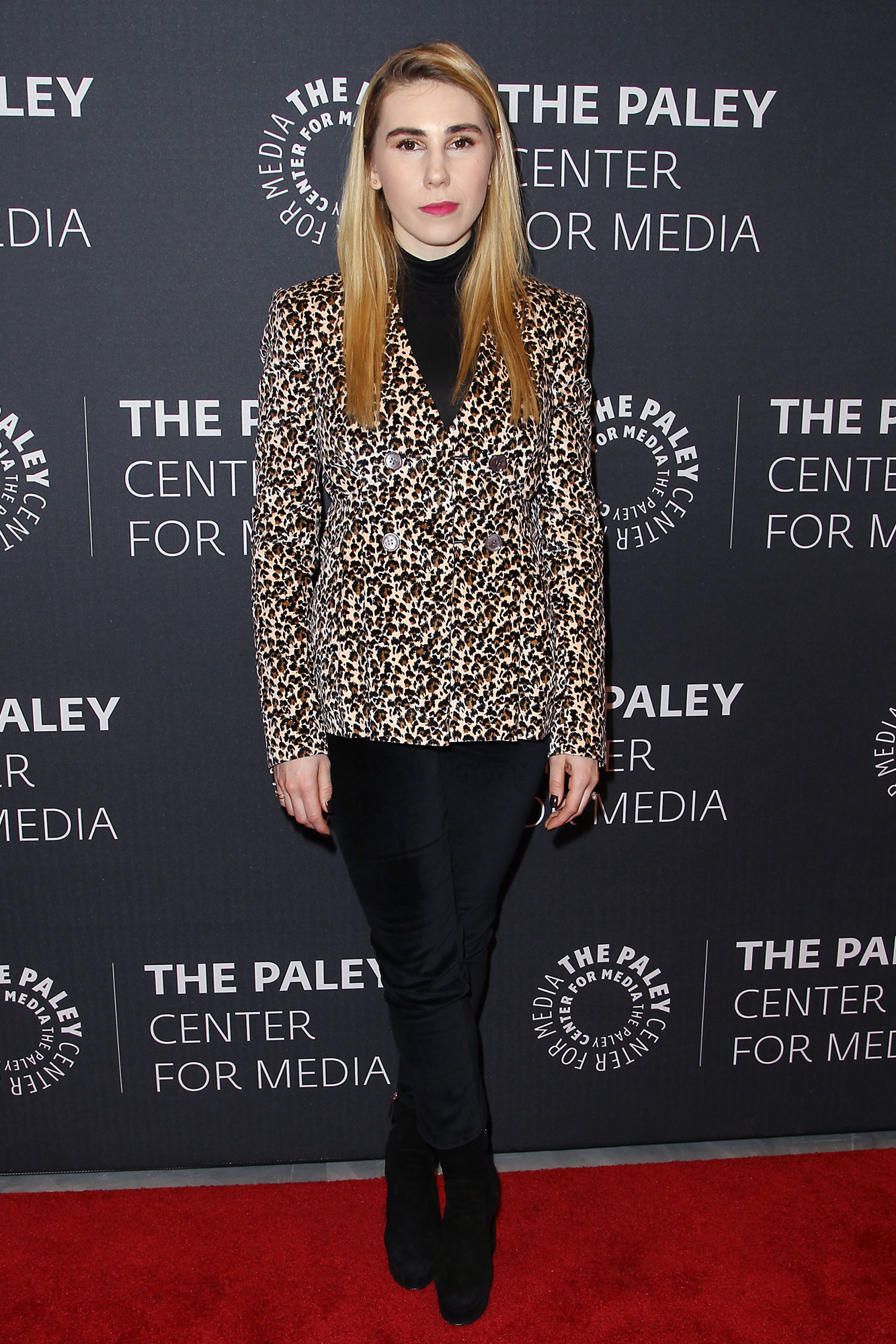 PaleyLive NY: Ready-to-Watch: TV and Fashion, New York, USA - 05 Apr 2018