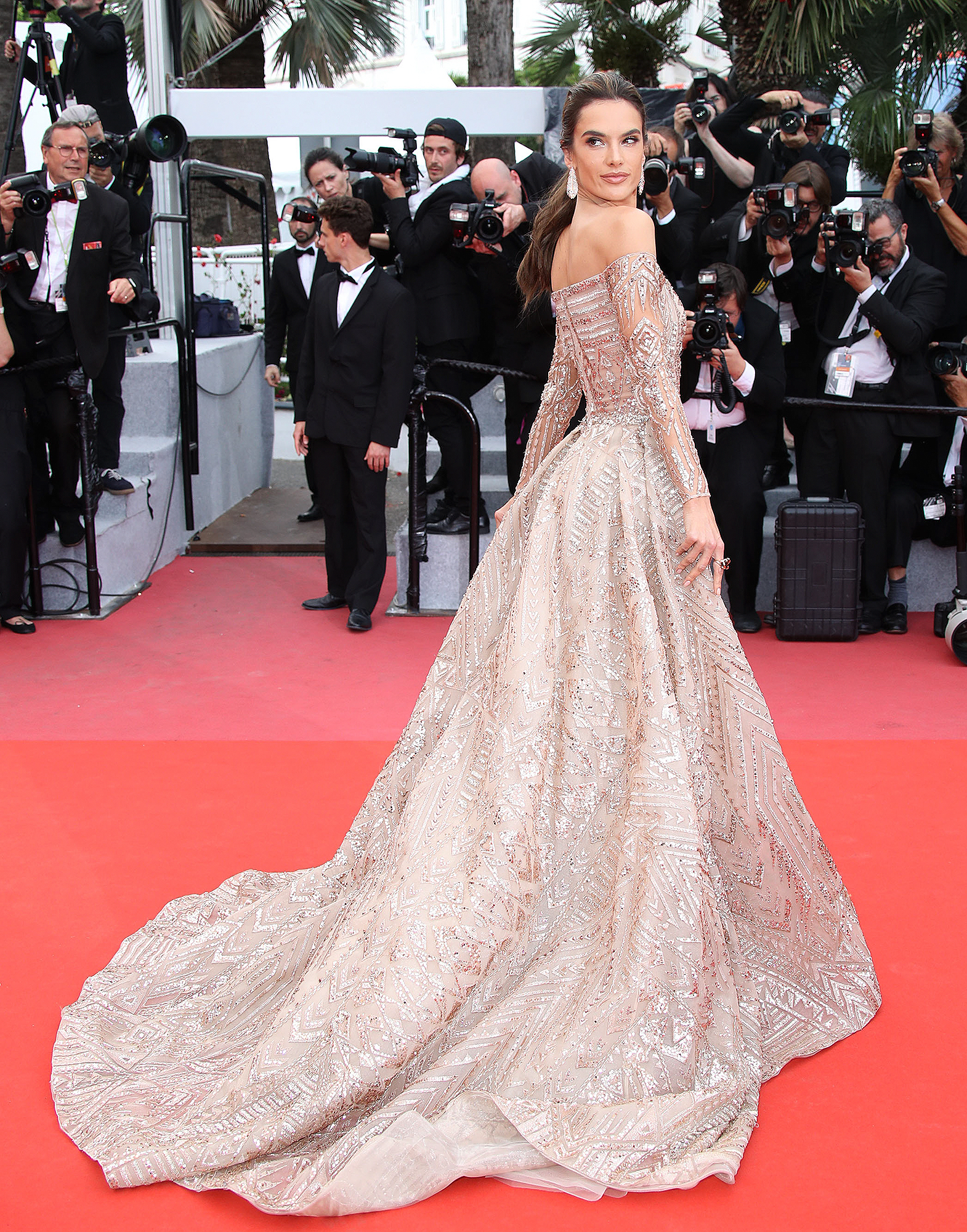 """""""The Wild Pear Tree (Ahlat Agaci)""""  Red Carpet Arrivals - The 71st Annual Cannes Film Festival"""