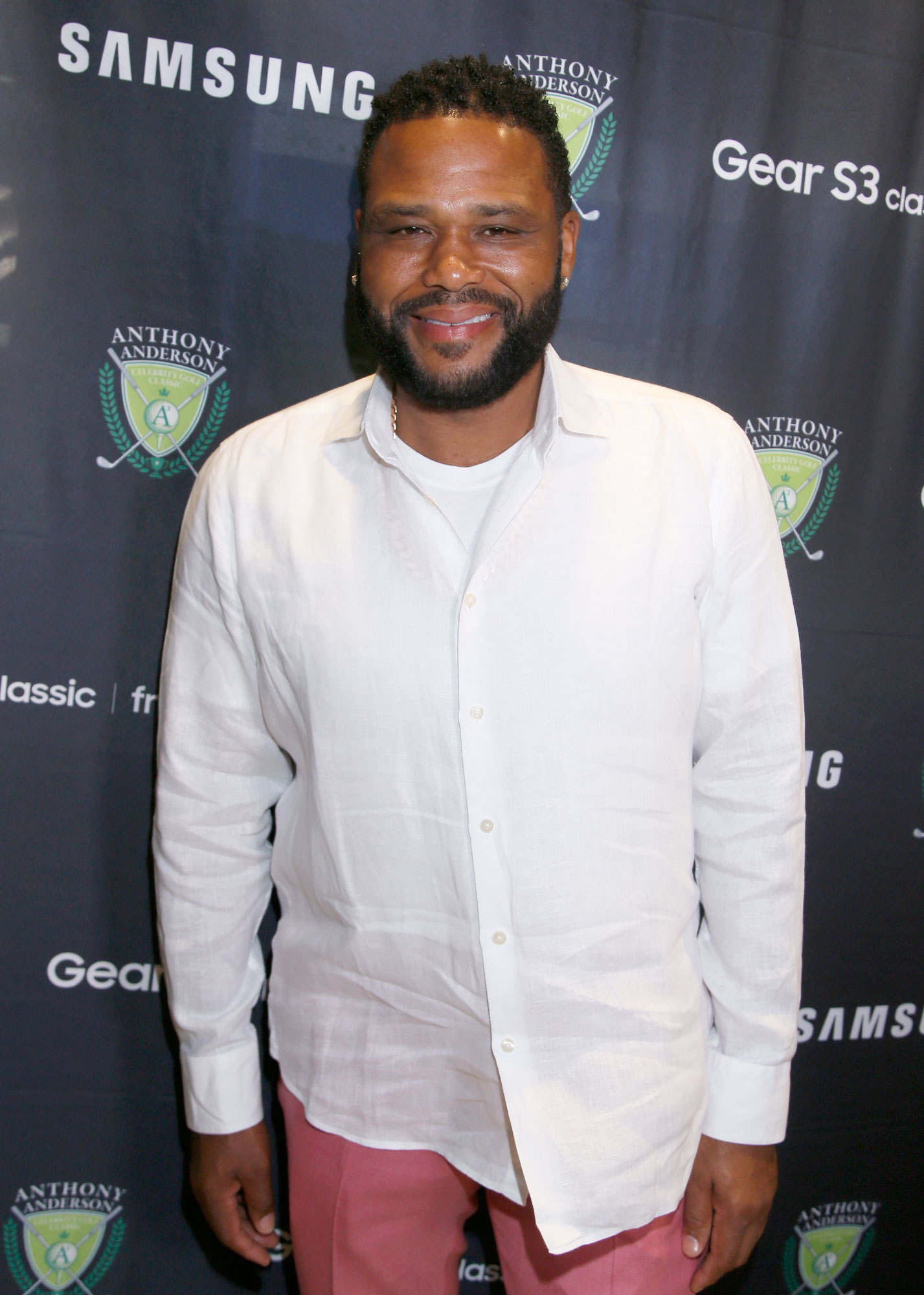SAMSUNG Presents Anthony Anderson 2nd Annual Celebrity Golf Clas