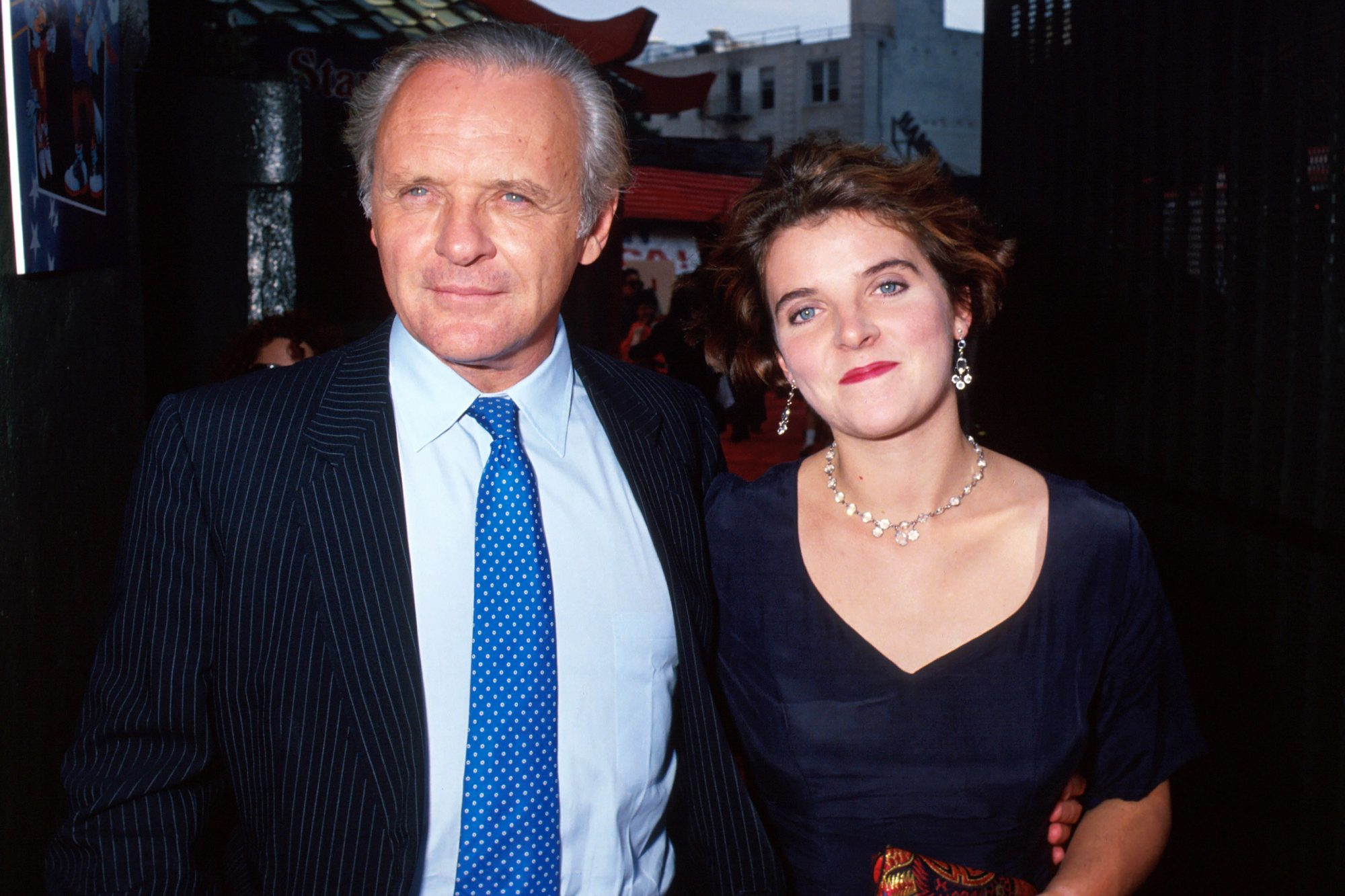 Anthony Hopkins [& Family]