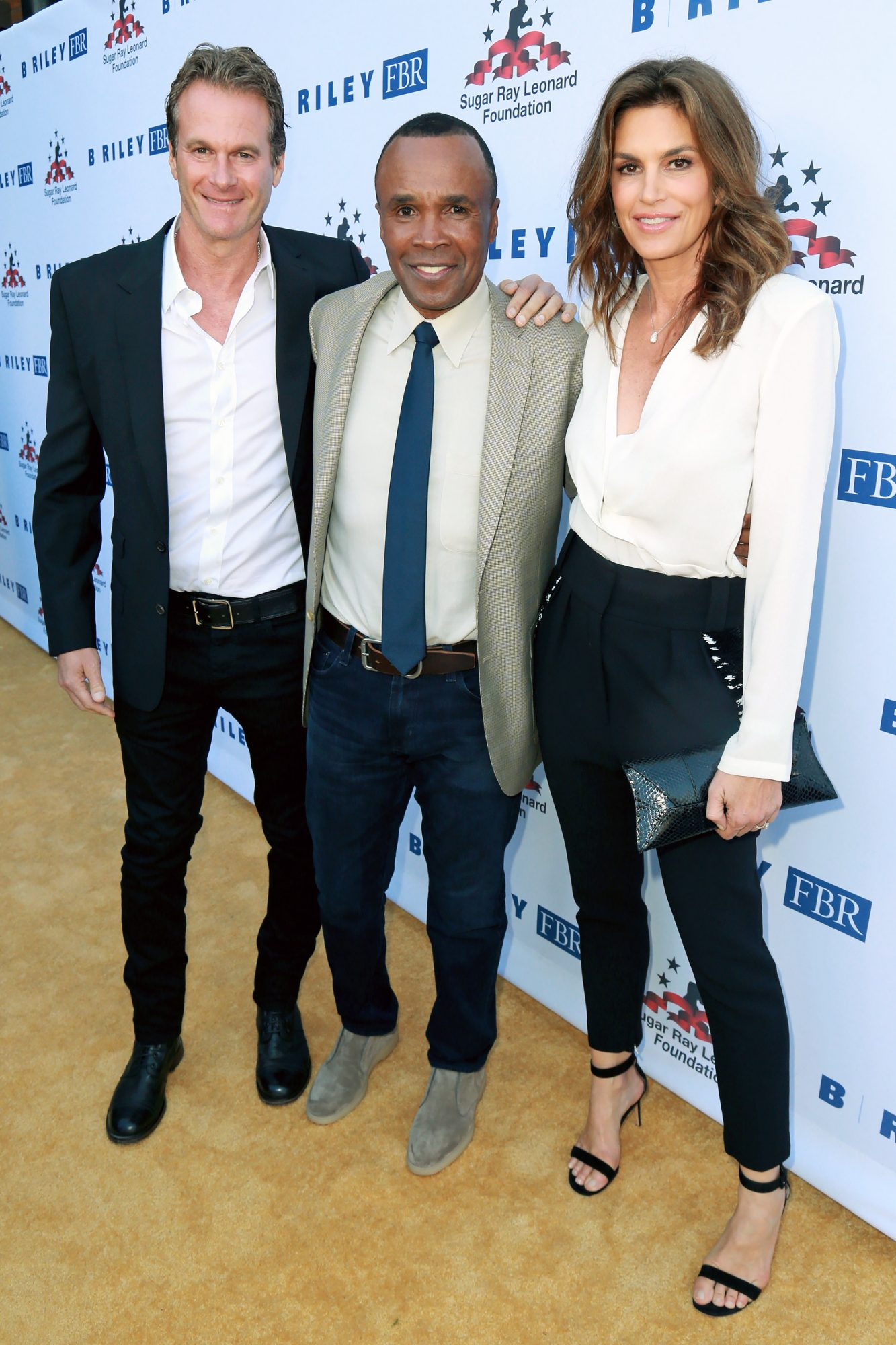 """B. Riley FBR, inc. Presents The 9th Annual """"Big Fighters, Big Cause"""" Charity Boxing Night Benefiting The Sugar Ray Leonard Foundation"""