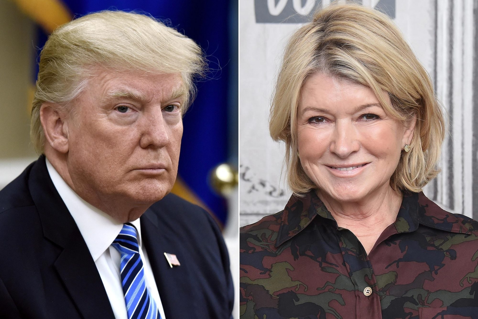 Donald-Trump-Martha-Stewart