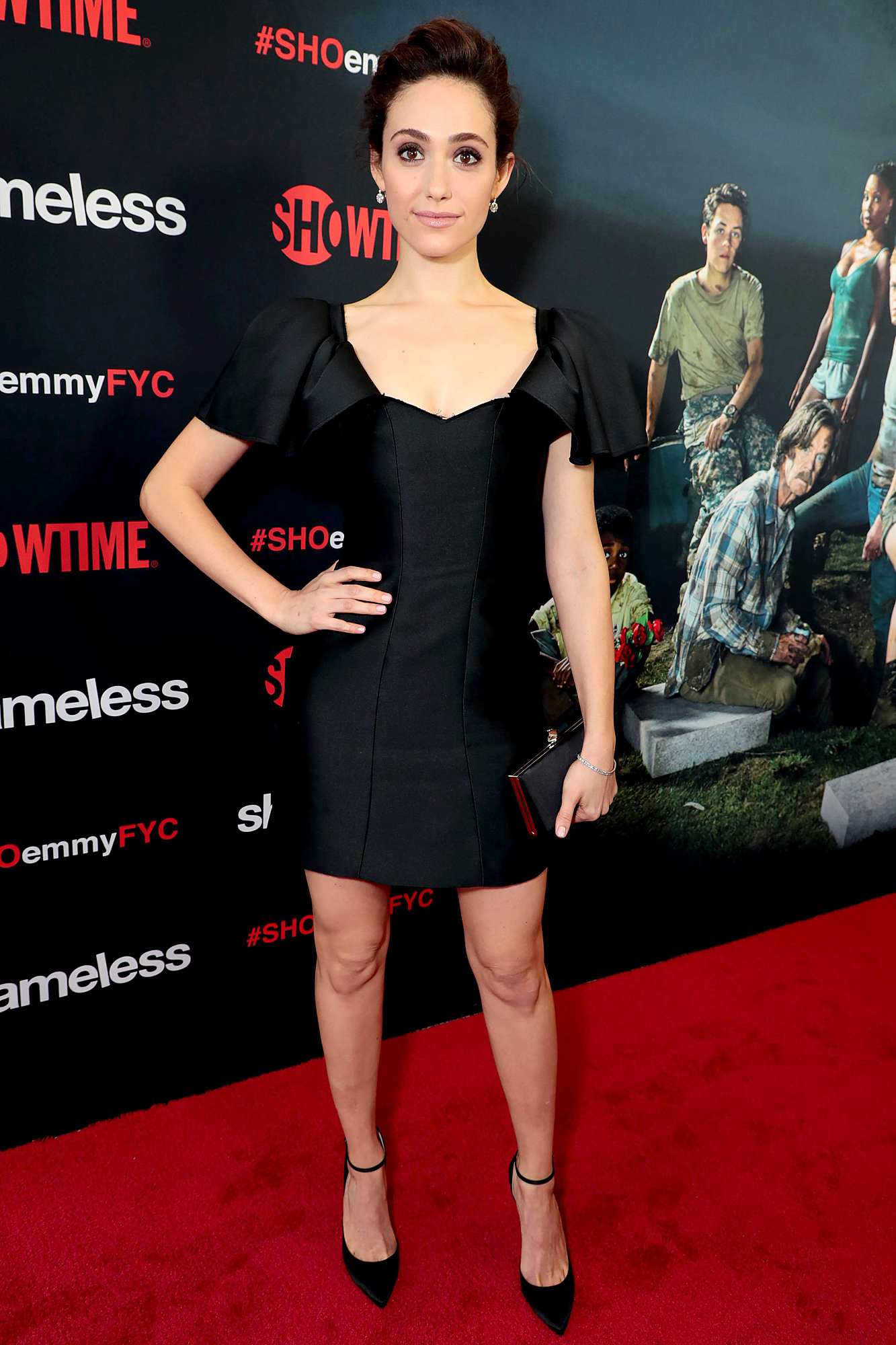 Showtime Emmy FYC screening of Shameless at the Linwood Dunn Theatre, Hollywood, CA, USA - 24 May 2018