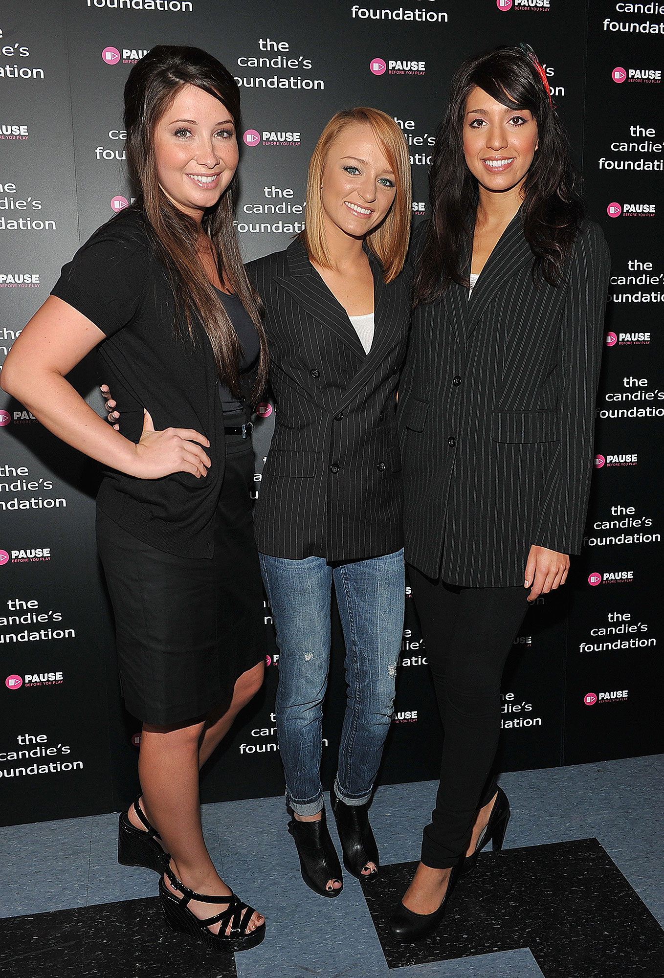 """""""The Harsh Truth: Teen Moms Tell All"""" Town Hall Meeting Sposored By The Candie's Foundation"""