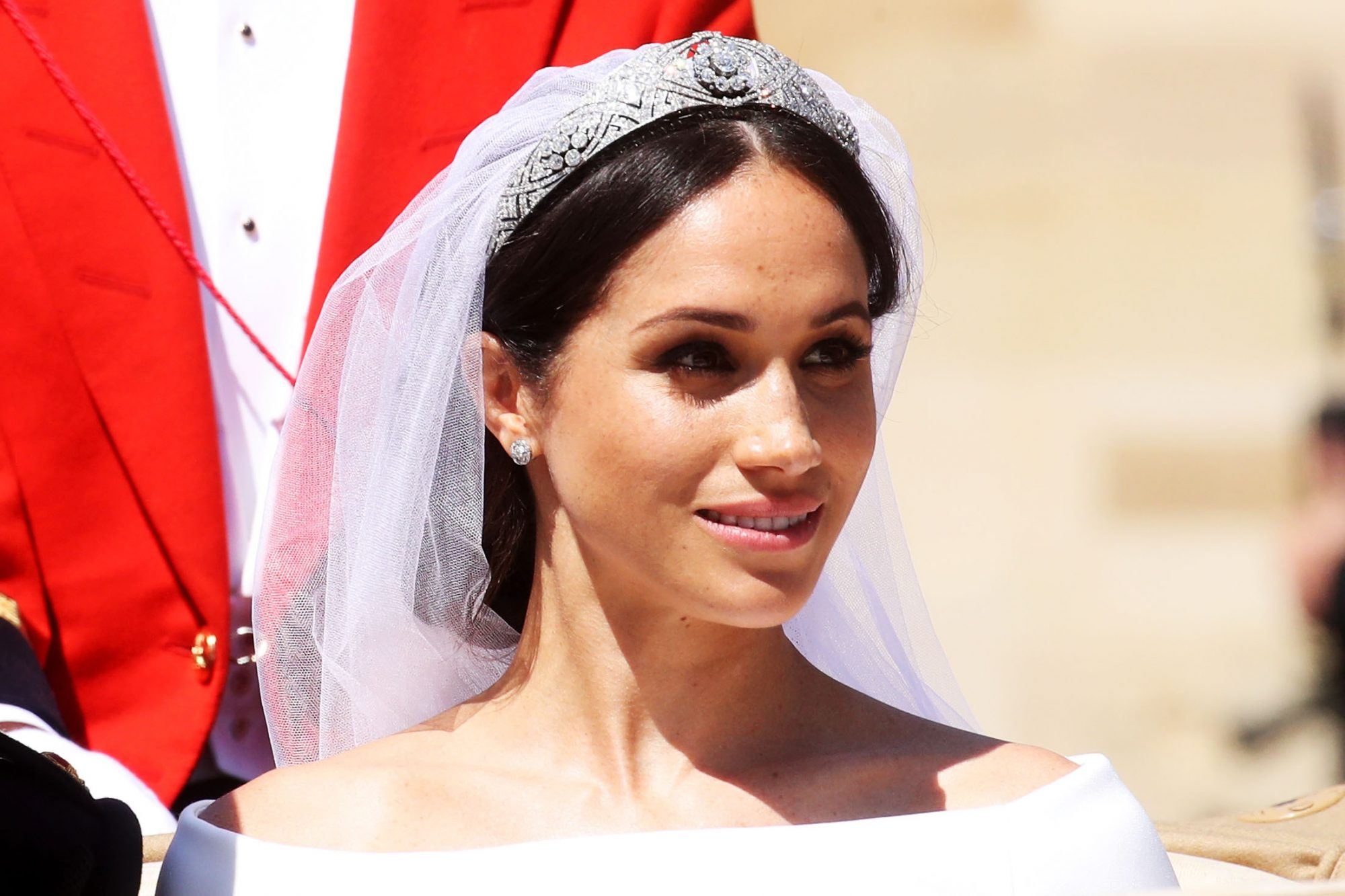 why harry thanked meghan markle s wedding makeup artist people com i m always going to be meg the sweet thing meghan markle said to makeup artist friend before walking down the aisle