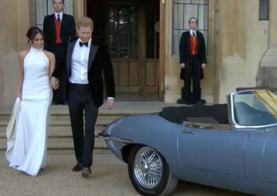 Download Meghan Markle And Prince Harry Wedding Reception