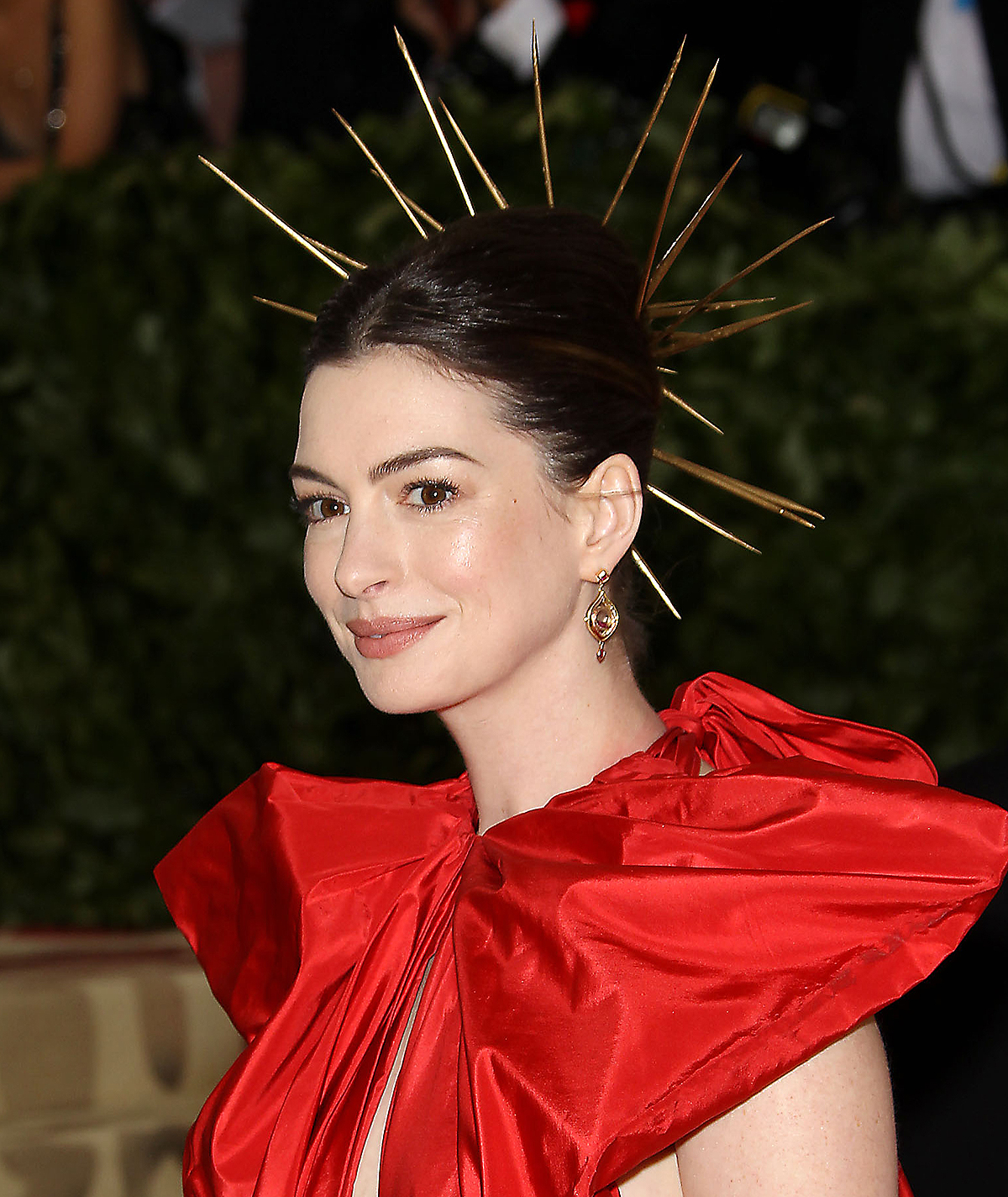 The Costume Institute Benefit Celebrating the exhibition 'Heavenly Bodies: Fashion and The Catholic Imagination' on view from May 10 through October 8, 2018, Met Gala, New York, USA - 07 May 2018