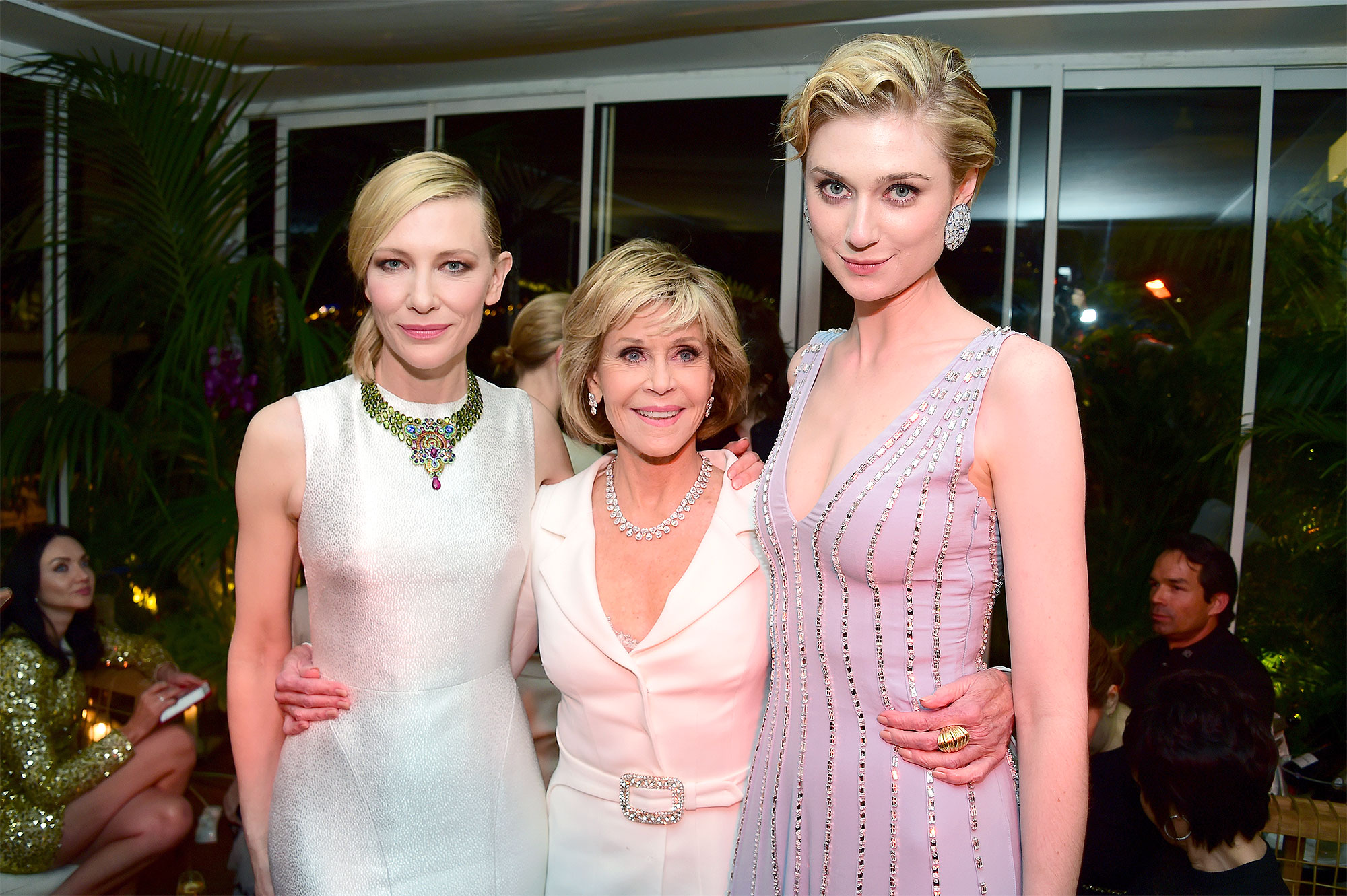 Trophee Chopard Party - The 71st Annual Cannes Film Festival