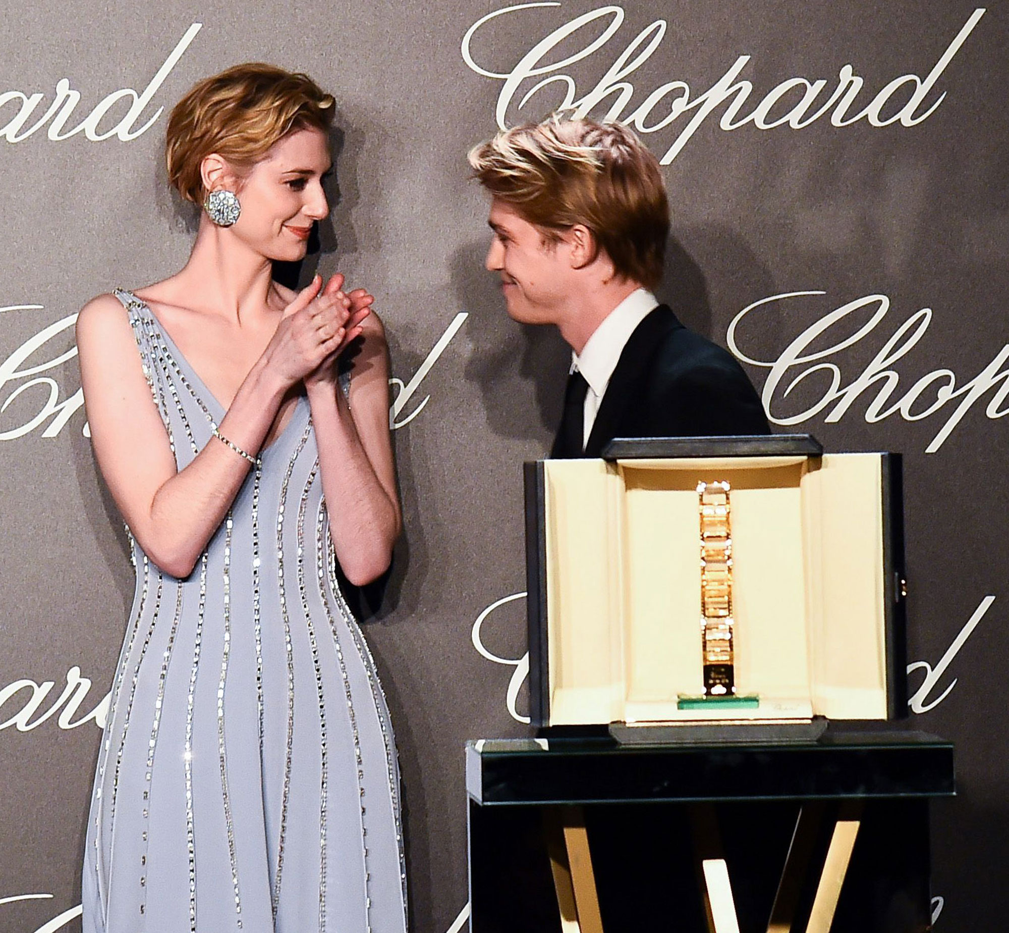 Trophee Chopard ceremony, 71st Cannes Film Festival, France - 14 May 2018