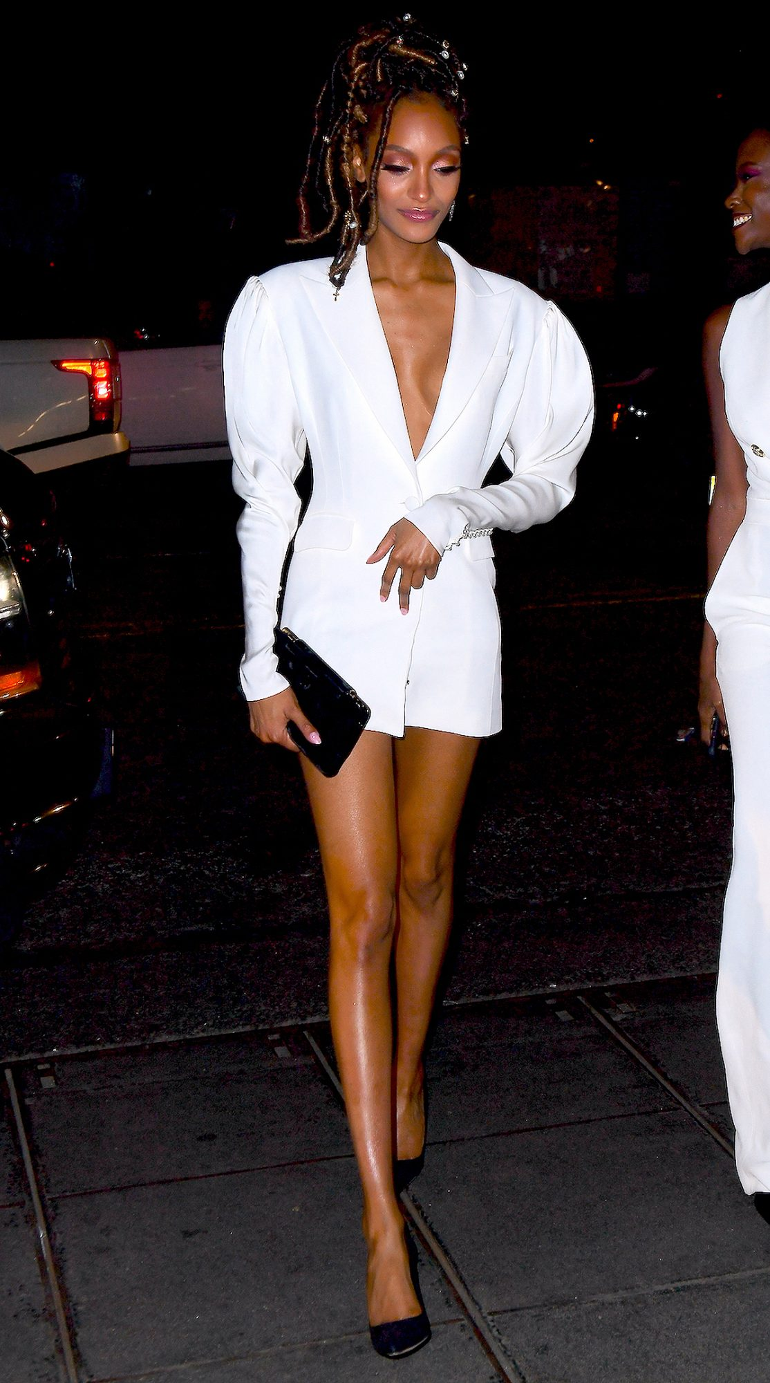 Hollywood's Elite Arrive at Up and Down Nightclub for Rihanna's Met Gala After Party