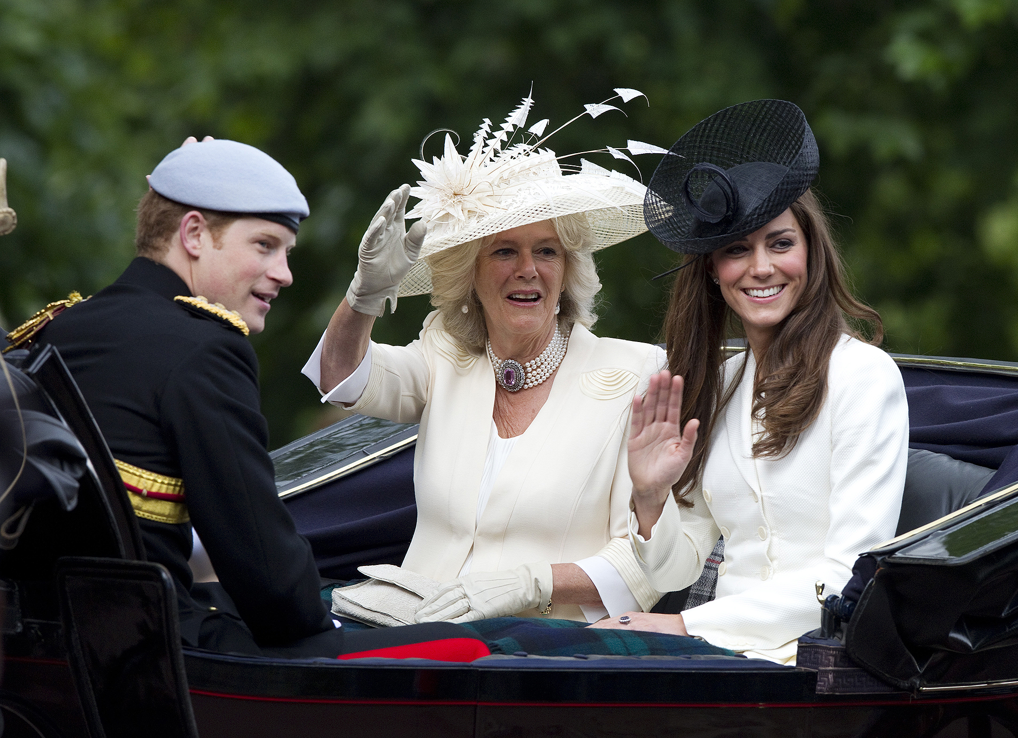 Trooping The Colour - London