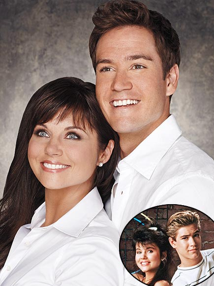 TIFFANI THIESSEN & MARK-PAUL GOSSELAAR, BOTH 38