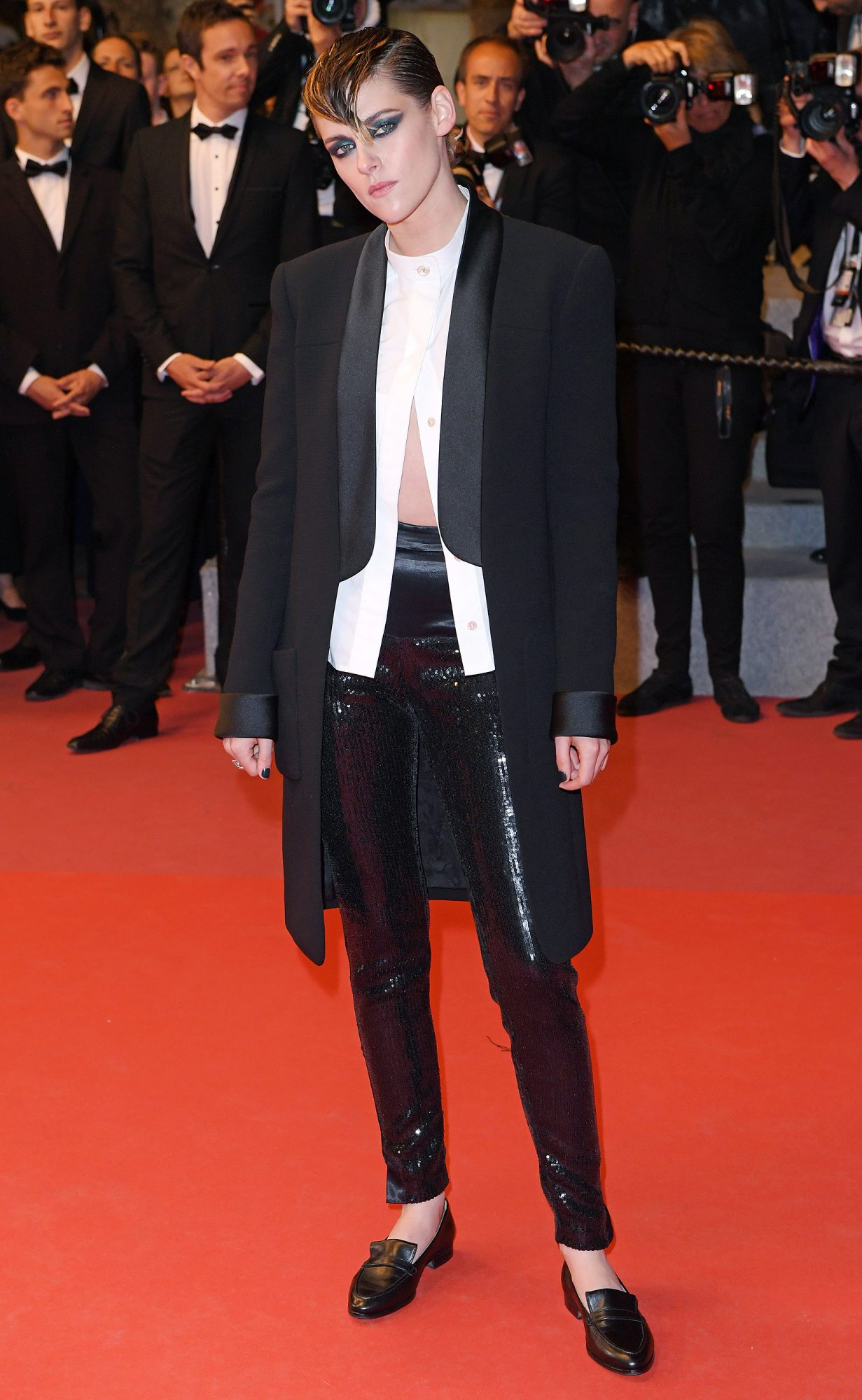 'Knife and Heart' premiere, 71st Cannes Film Festival, France - 17 May 2018