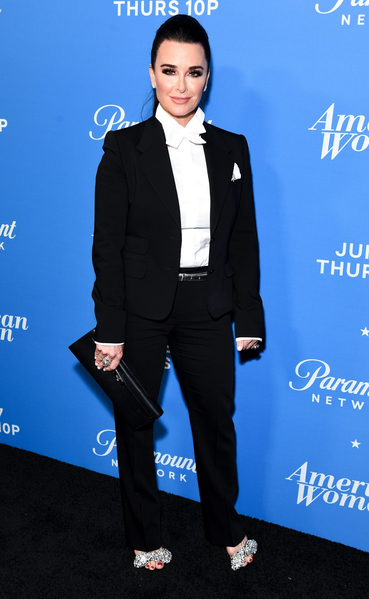 """Premiere Of Paramount Network's """"American Woman"""" - Arrivals"""