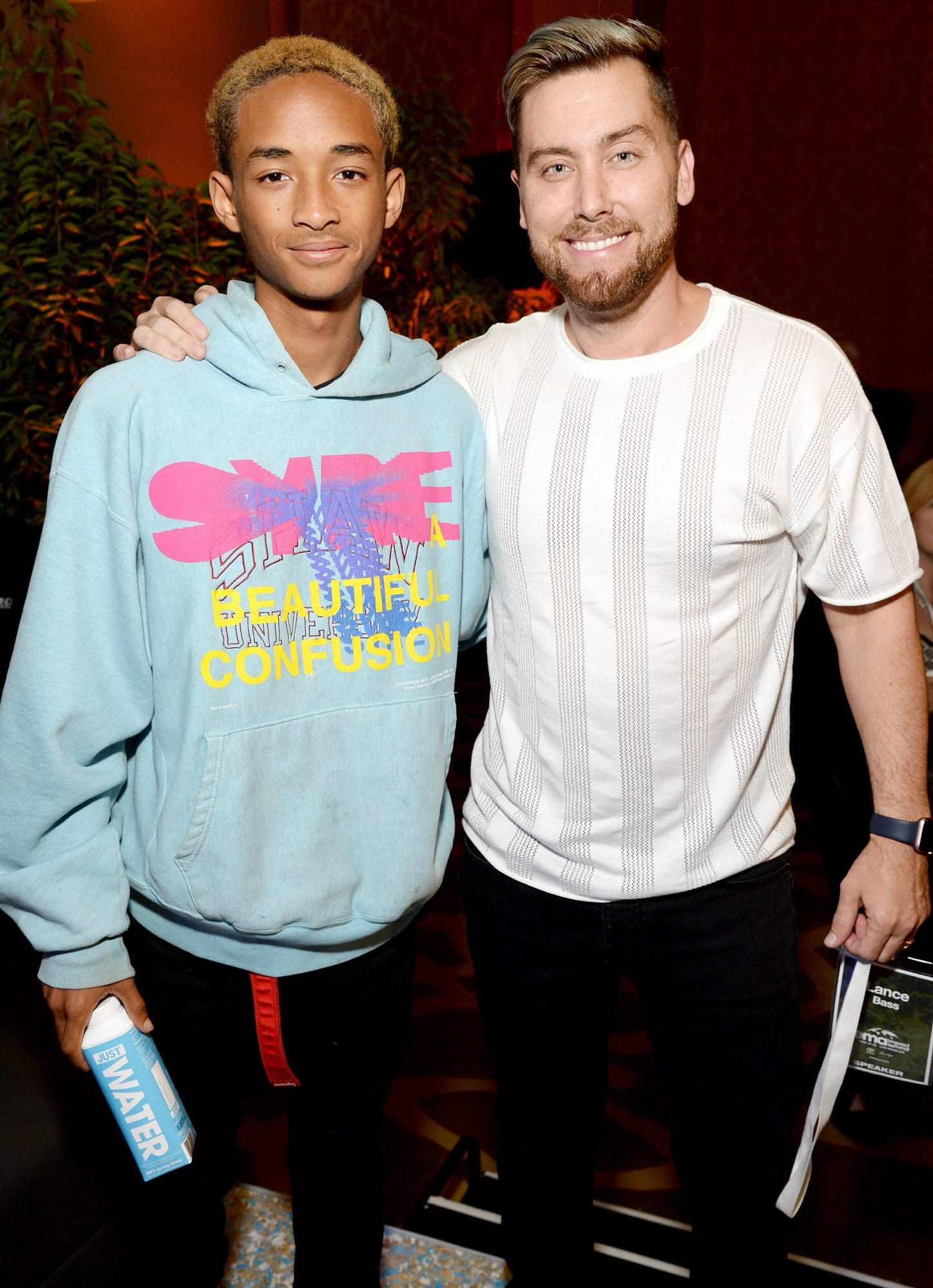 Day 1 of EMA IMPACT Summit Co-Hosted by Jaden Smith
