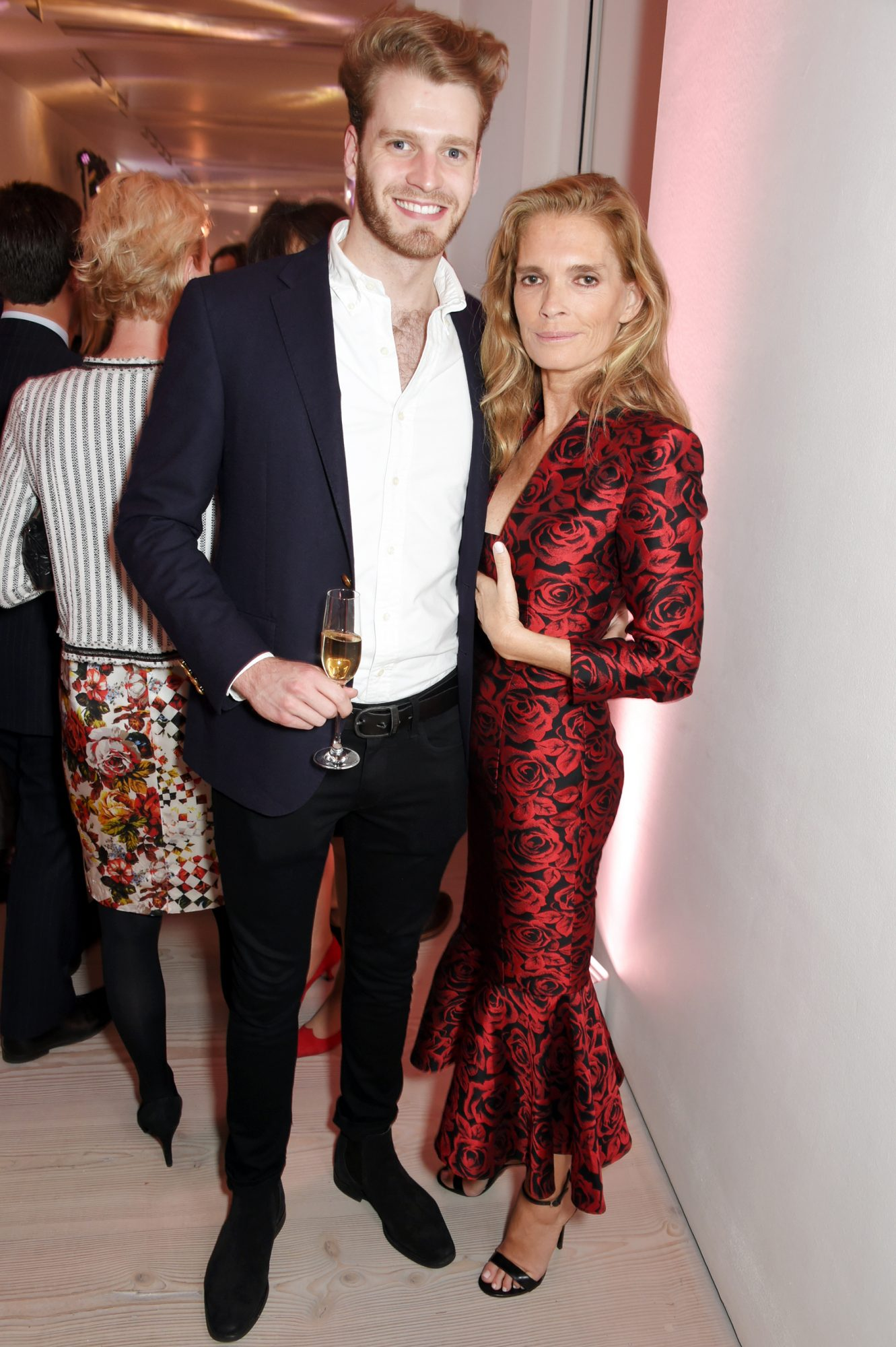 Tatler's English Roses 2017 In Association With Michael Kors at Saatchi Gallery