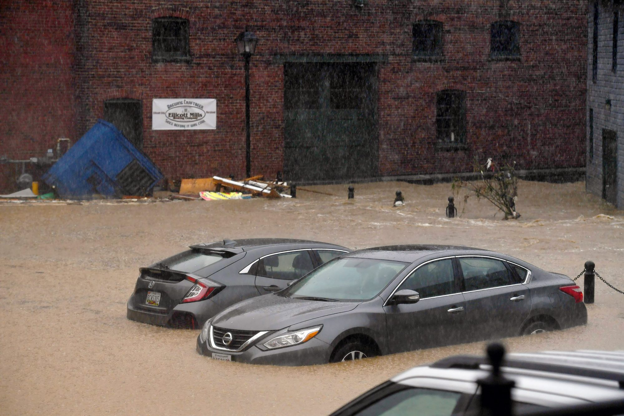 Ellicott City faces another Flash Flood Emergency after drenching rain for several hours
