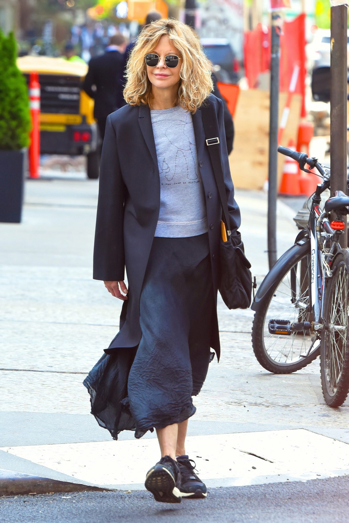 Celebrity Sightings in New York City - May 10, 2018