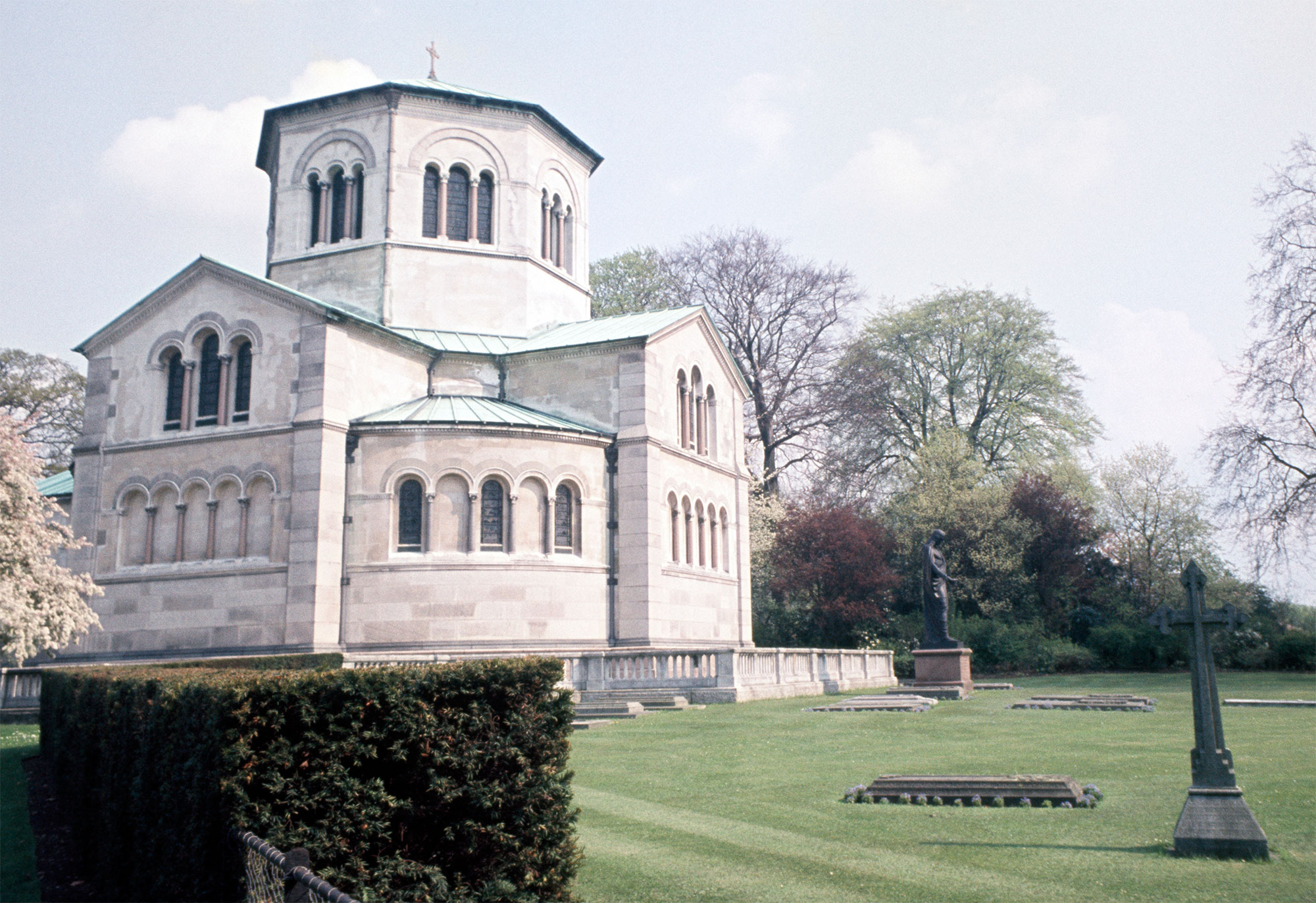 Royal Mausoleum At Frogmore House