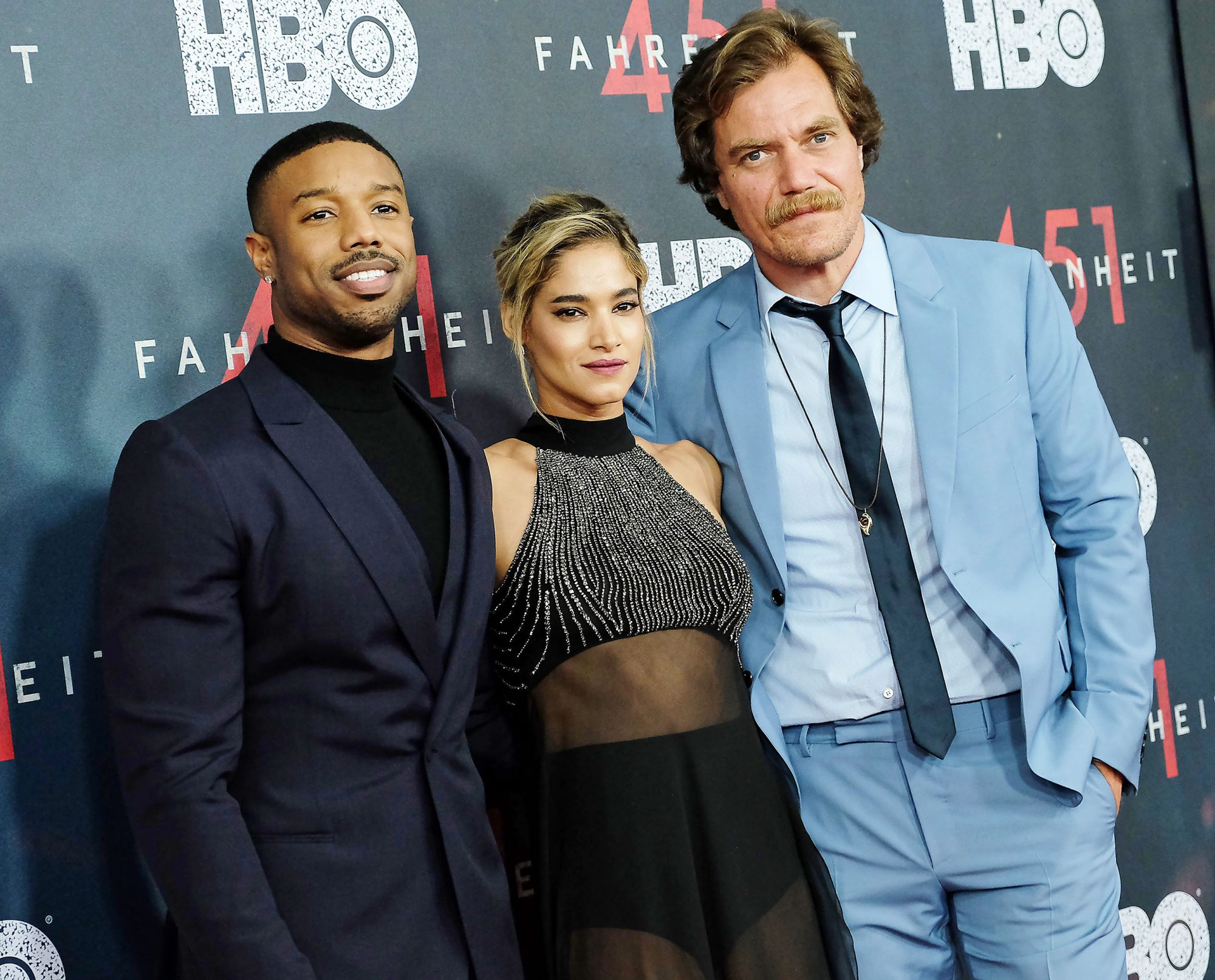 """New York Red Carpet Premiere of HBO Films' """"FAHRENHEIT 451"""", USA - 08 May 2018"""