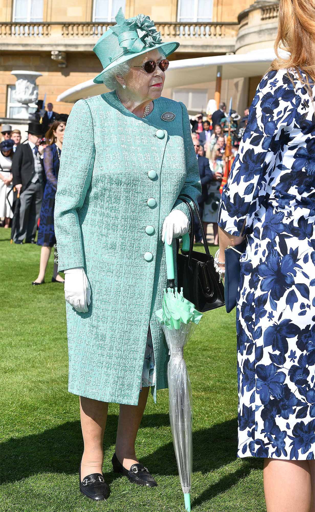 Buckingham Palace Garden Party, London, UK - 15 May 2018