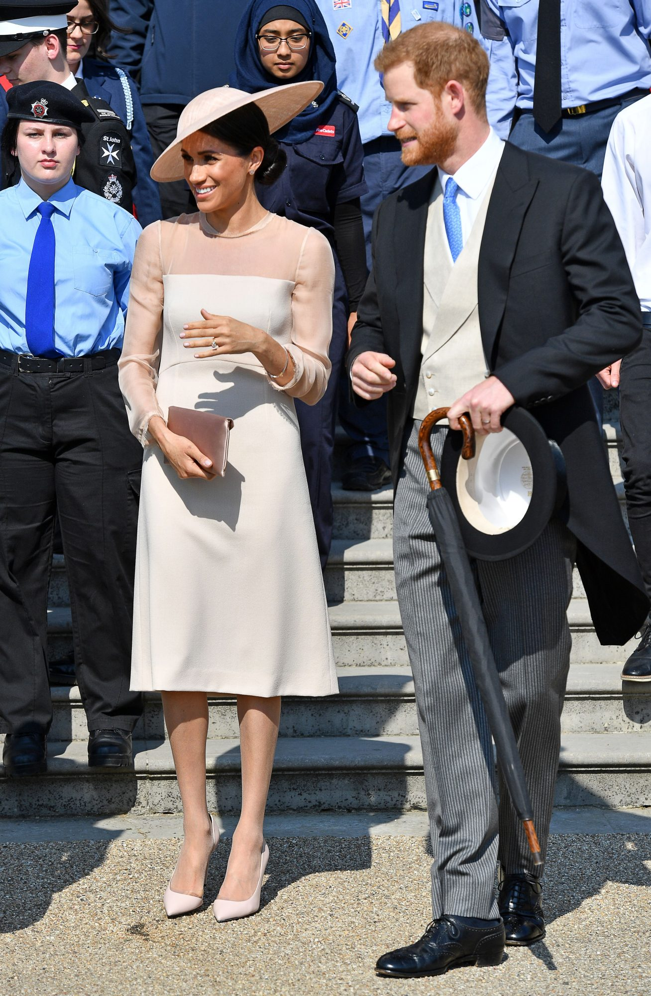 THE NEW DUKE AND DUCHESS OF SUSSEX