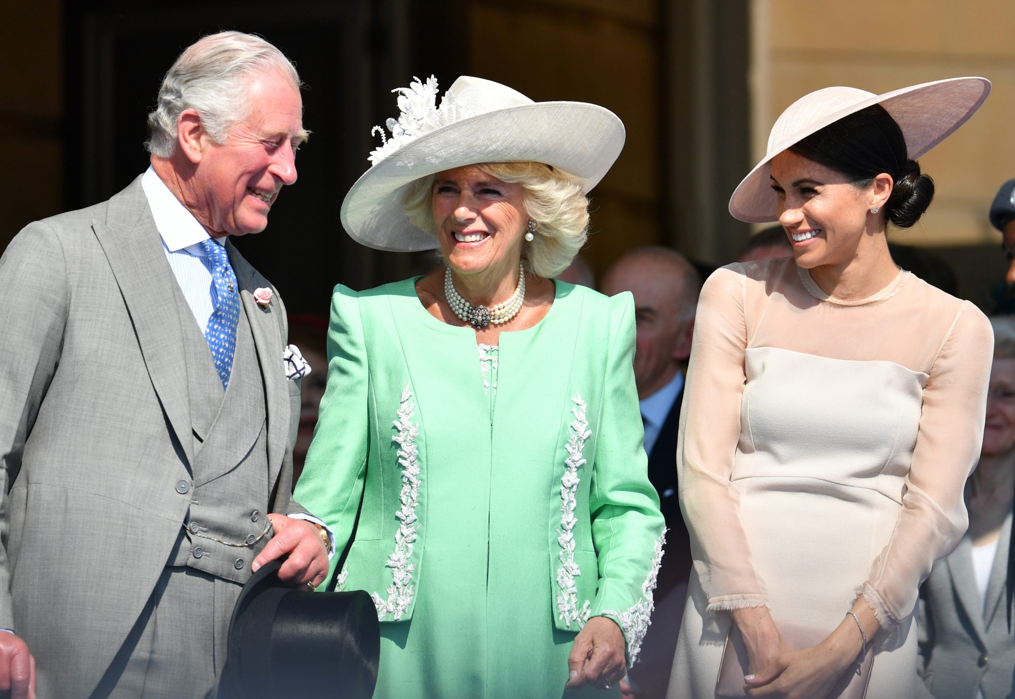 The Prince of Wales' 70th Birthday Patronage Celebration, Buckingham Palace, London, UK - 22 May 2018