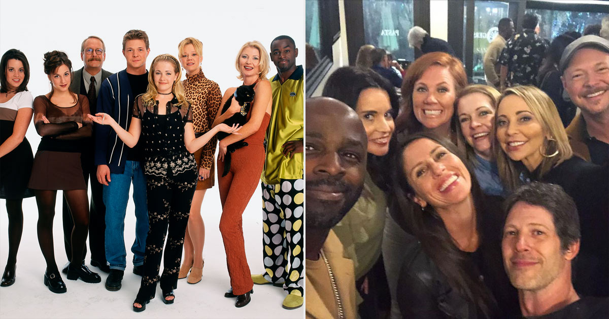 Sabrina the Teenage witch before and after