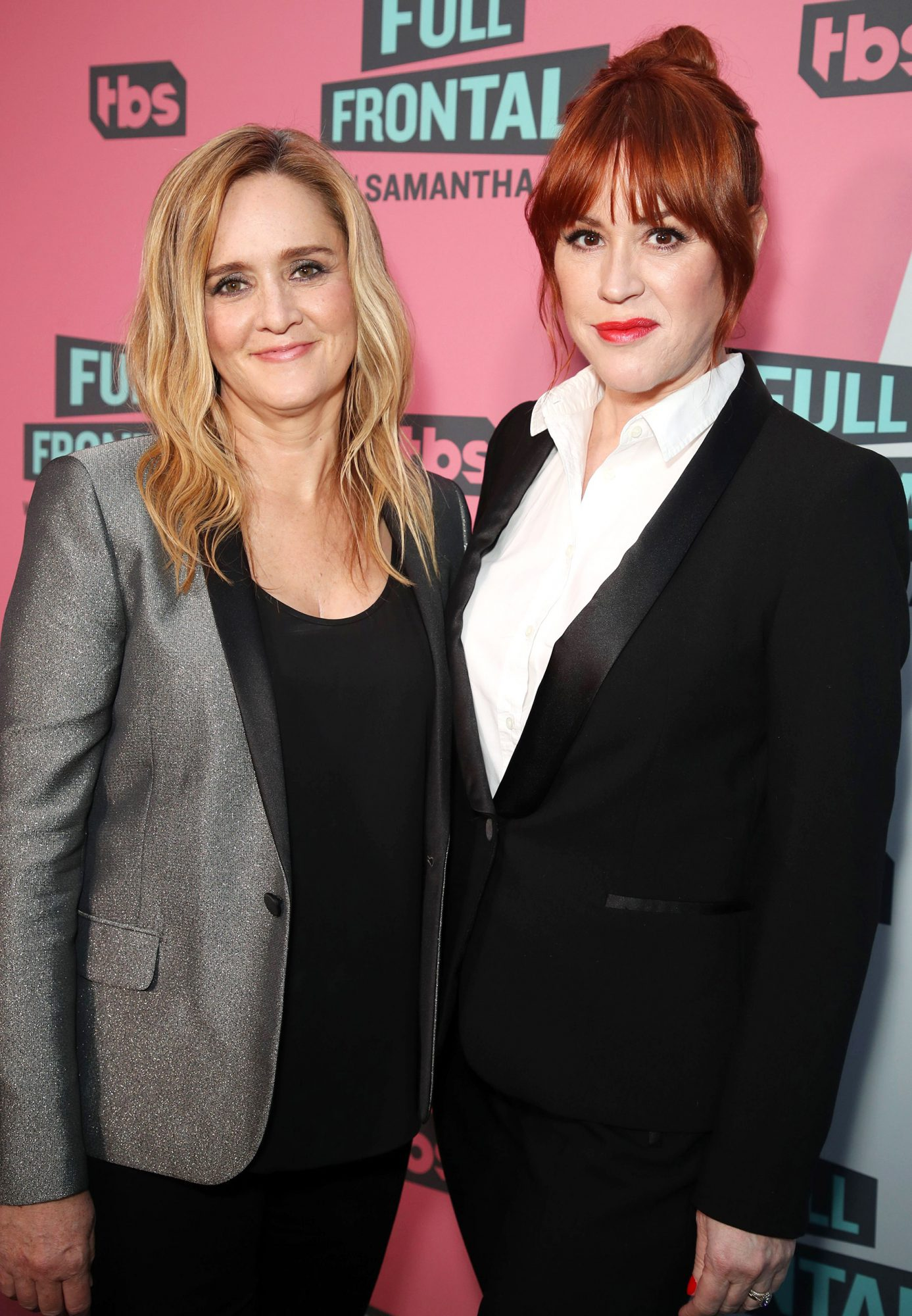 TBS 'Full Frontal with Samantha Bee' FYC event, Arrivals, Los Angeles, USA - 24 May 2018