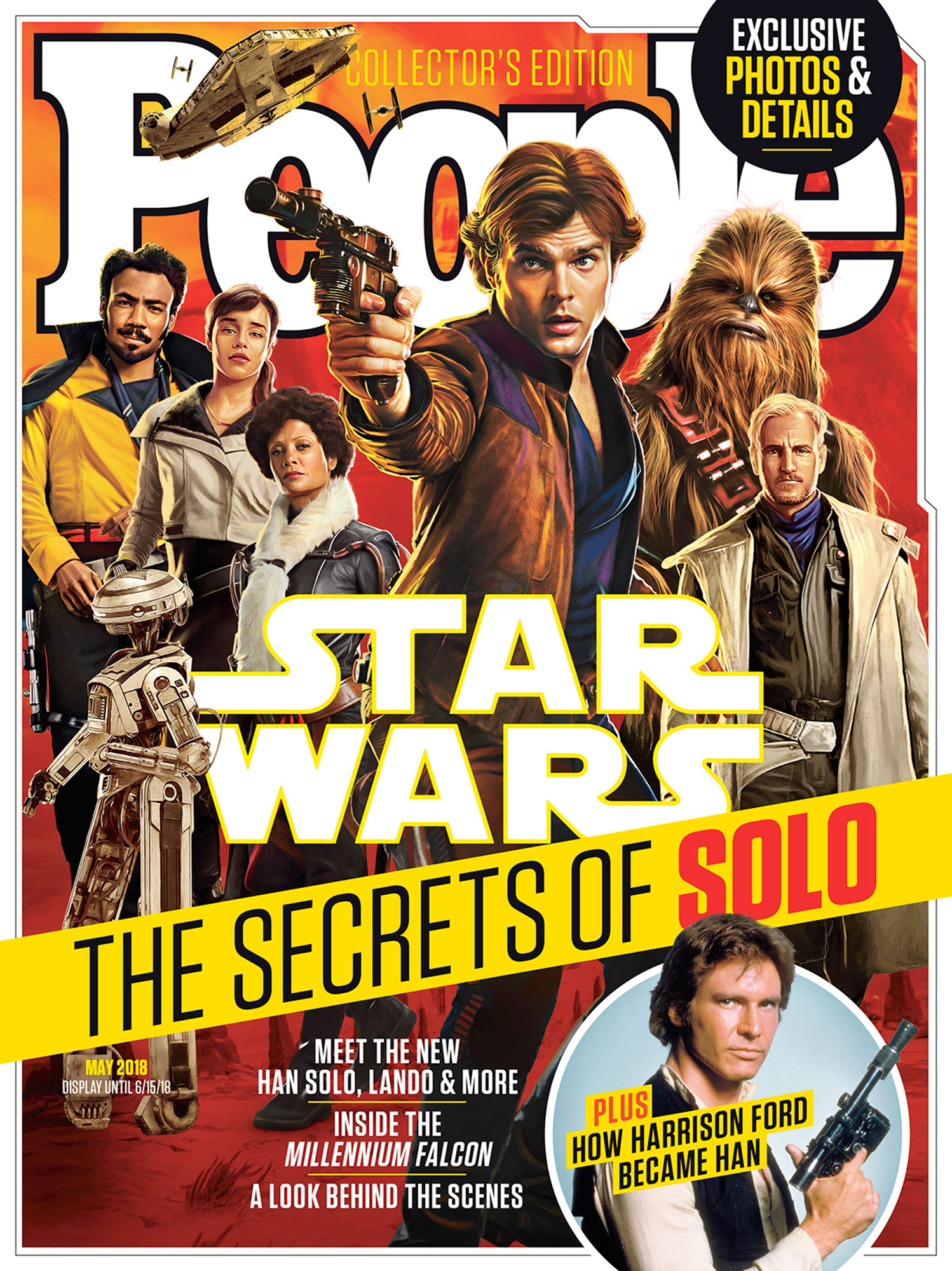 Solo A Star Wars Story Shows The Millennium Falcon In Its Glory People Com