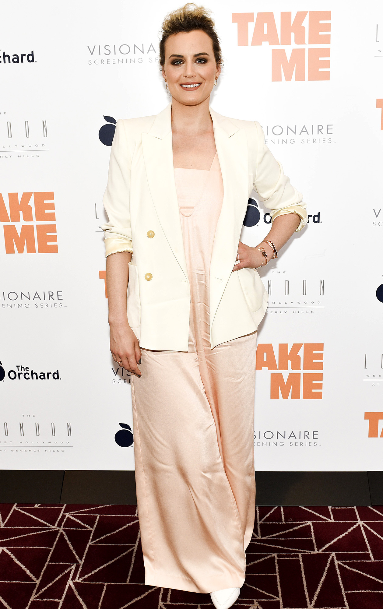 """Premiere Of The Orchard's """"Take Me"""" - Arrivals"""