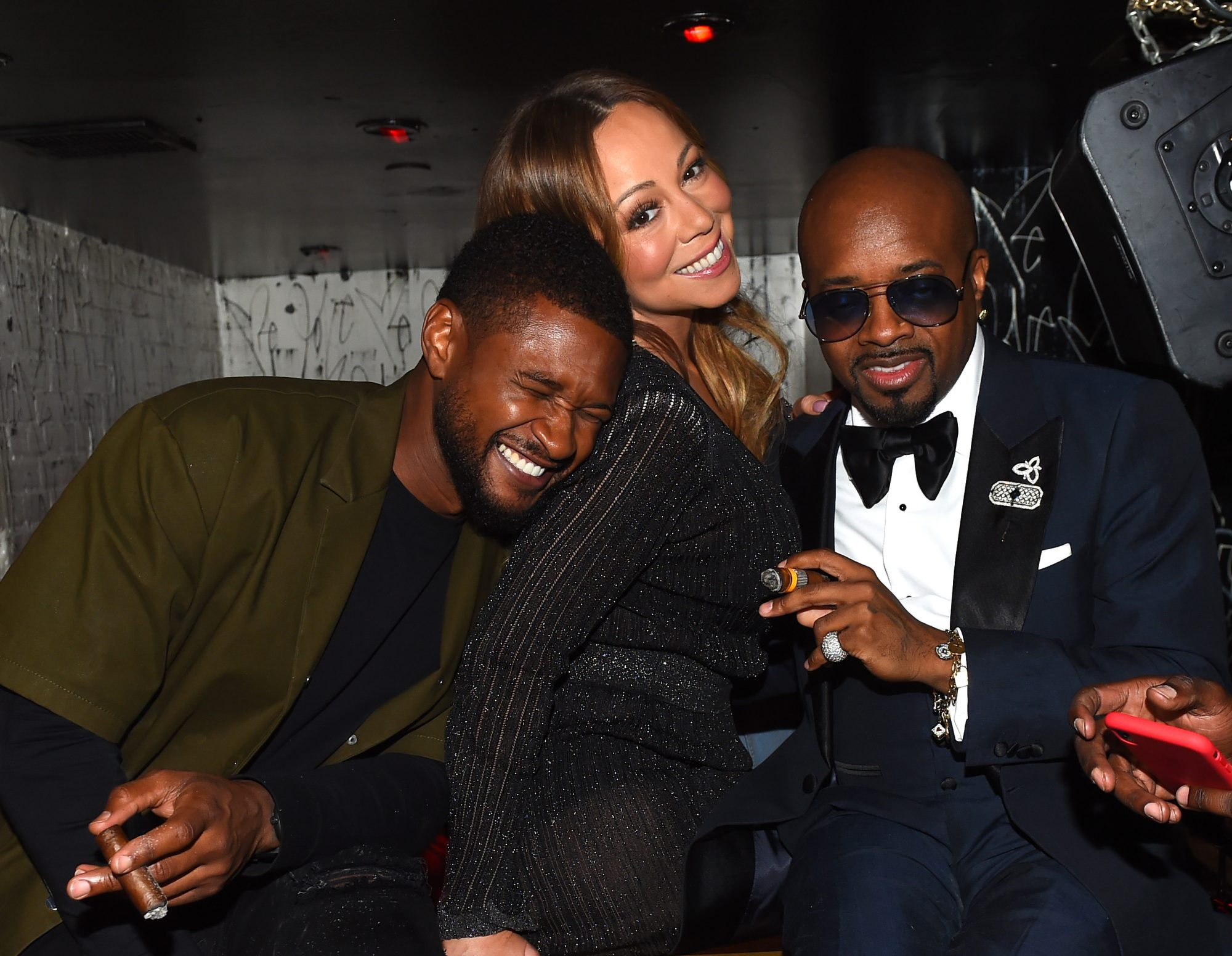 Jermaine Dupri Celebrates So So Def 25 and Songwriters Hall of Fame Induction at GoldBar Toasted by Moet & Chandon