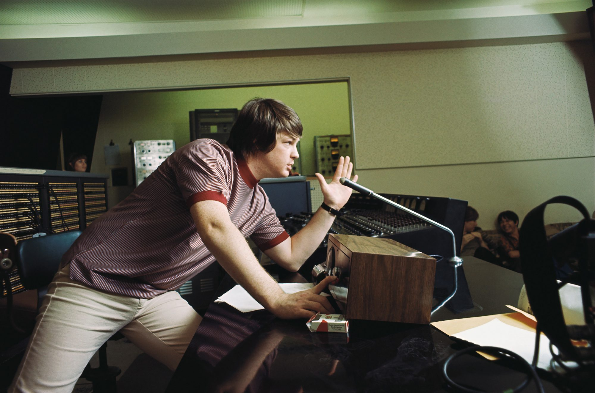 "Recording ""Pet Sounds"""