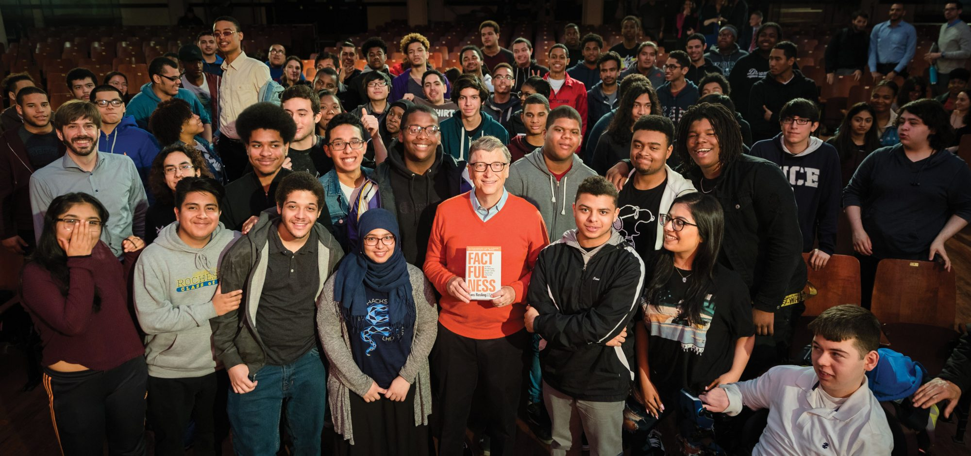 Bill Gates_Academy for Software Engineering NYC_May 2018_Credit The Gates Notes LLC