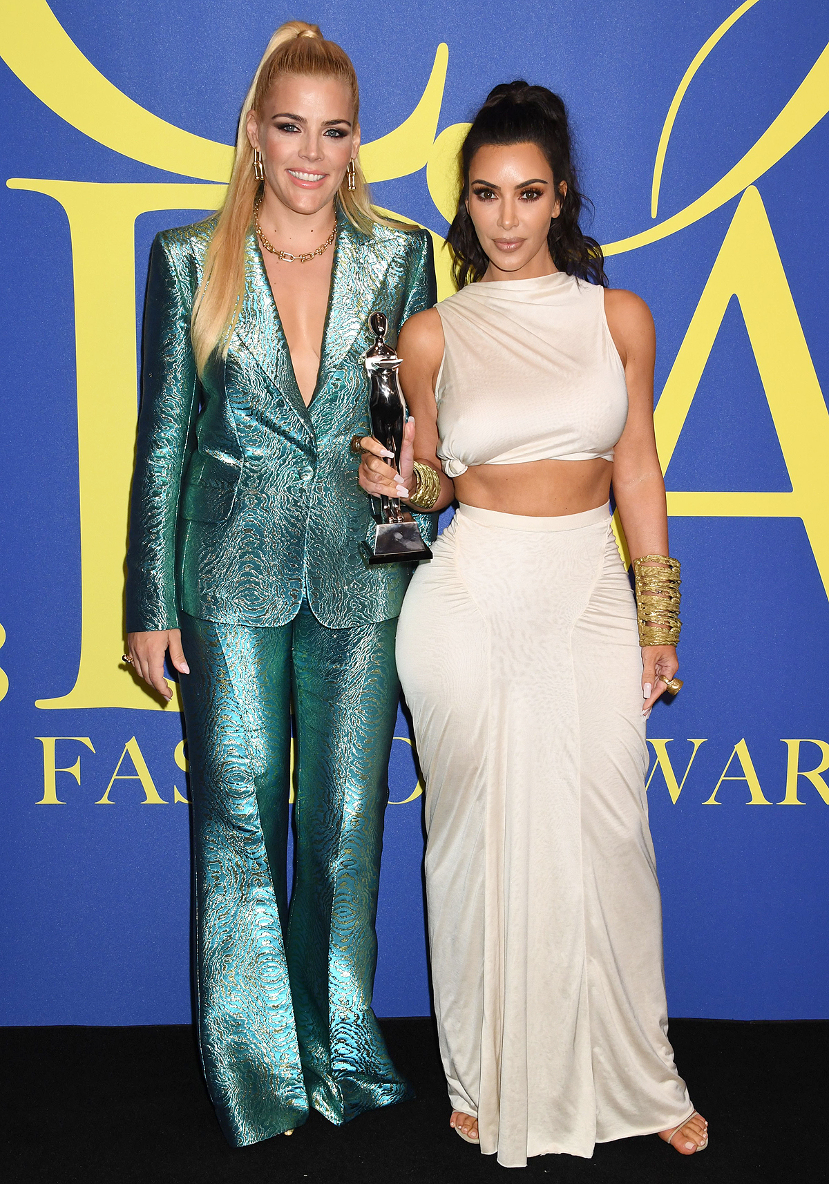 CFDA Fashion Awards, Press Room, New York, USA - 04 Jun 2018