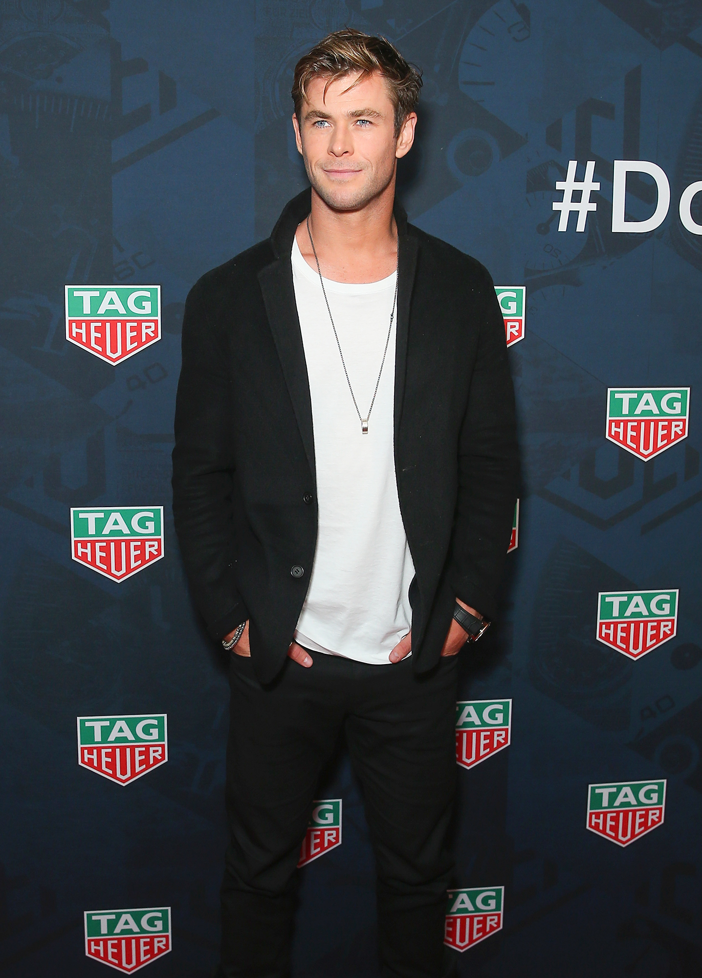 TAG Heuer 'Museum In Motion' Australian Launch - Arrivals