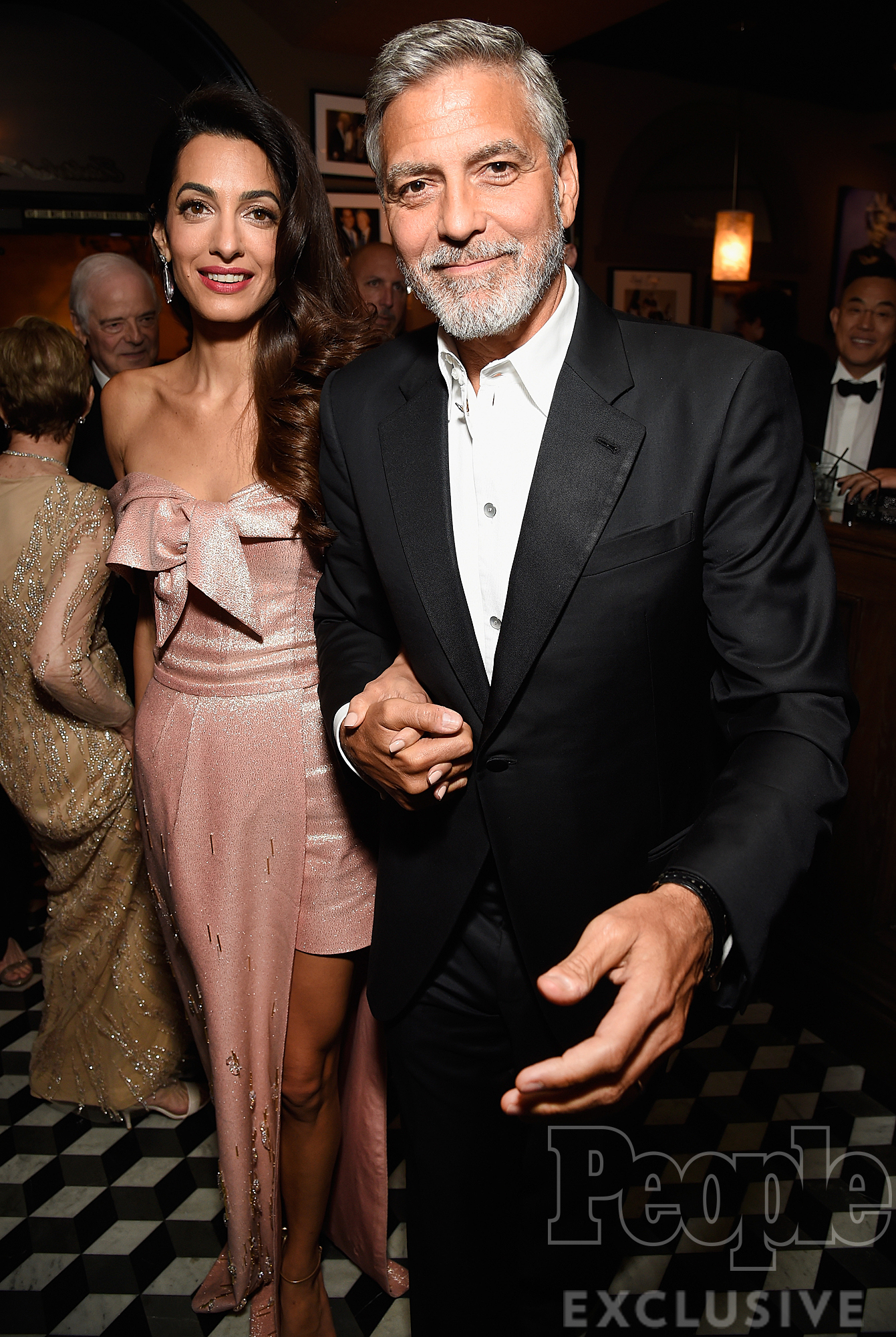 American Film Institute's 46th Life Achievement Award Gala Tribute to George Clooney - After Party