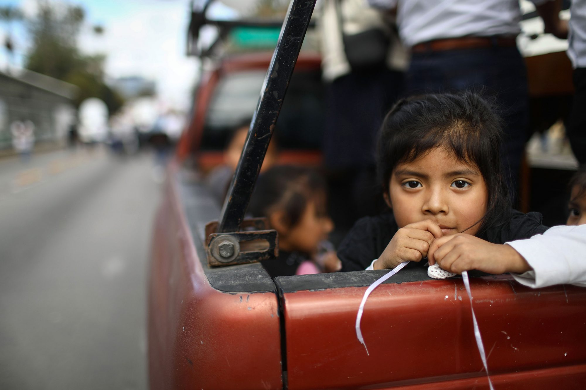 Concern Looms In Border City Of Tijuana Over President Trump's Border Wall And Immigration Policies