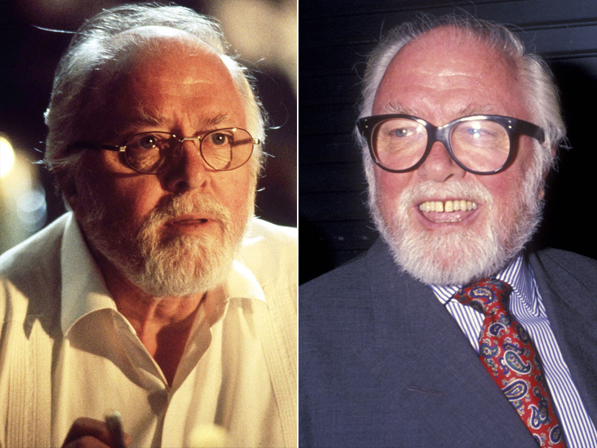 Sir Richard Attenborough (John Hammond)
