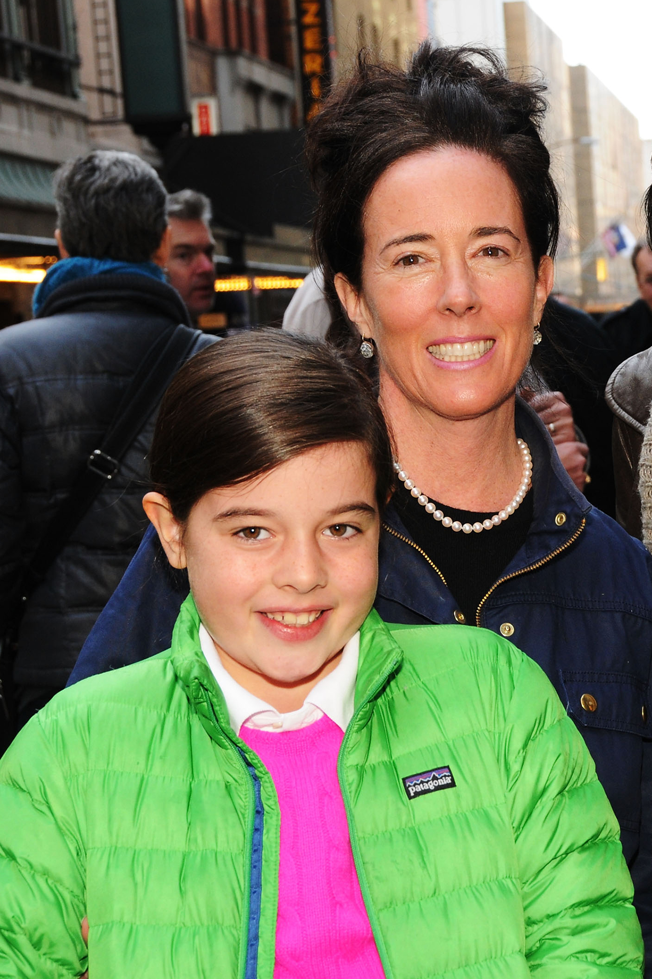 Kate Spade Took Hiatus From Fashion To Focus On Daughter People Com