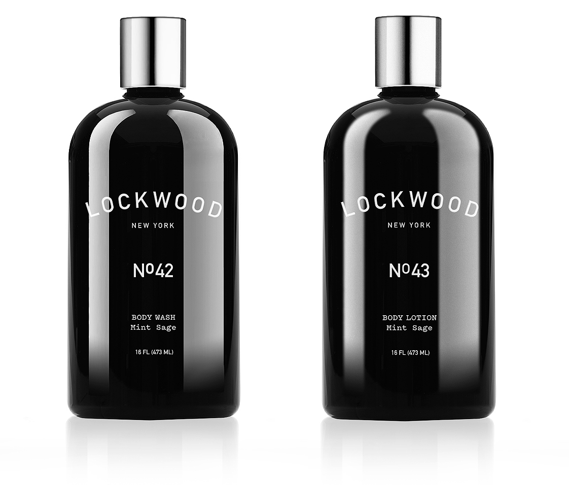 Lockwood Body Wash & Body Lotion