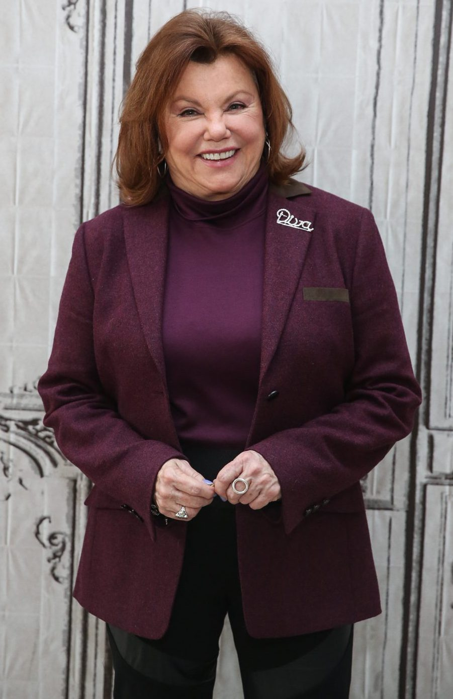 "AOL Build Speaker Series - Marsha Mason Discusses ABC's ""The Middle"""