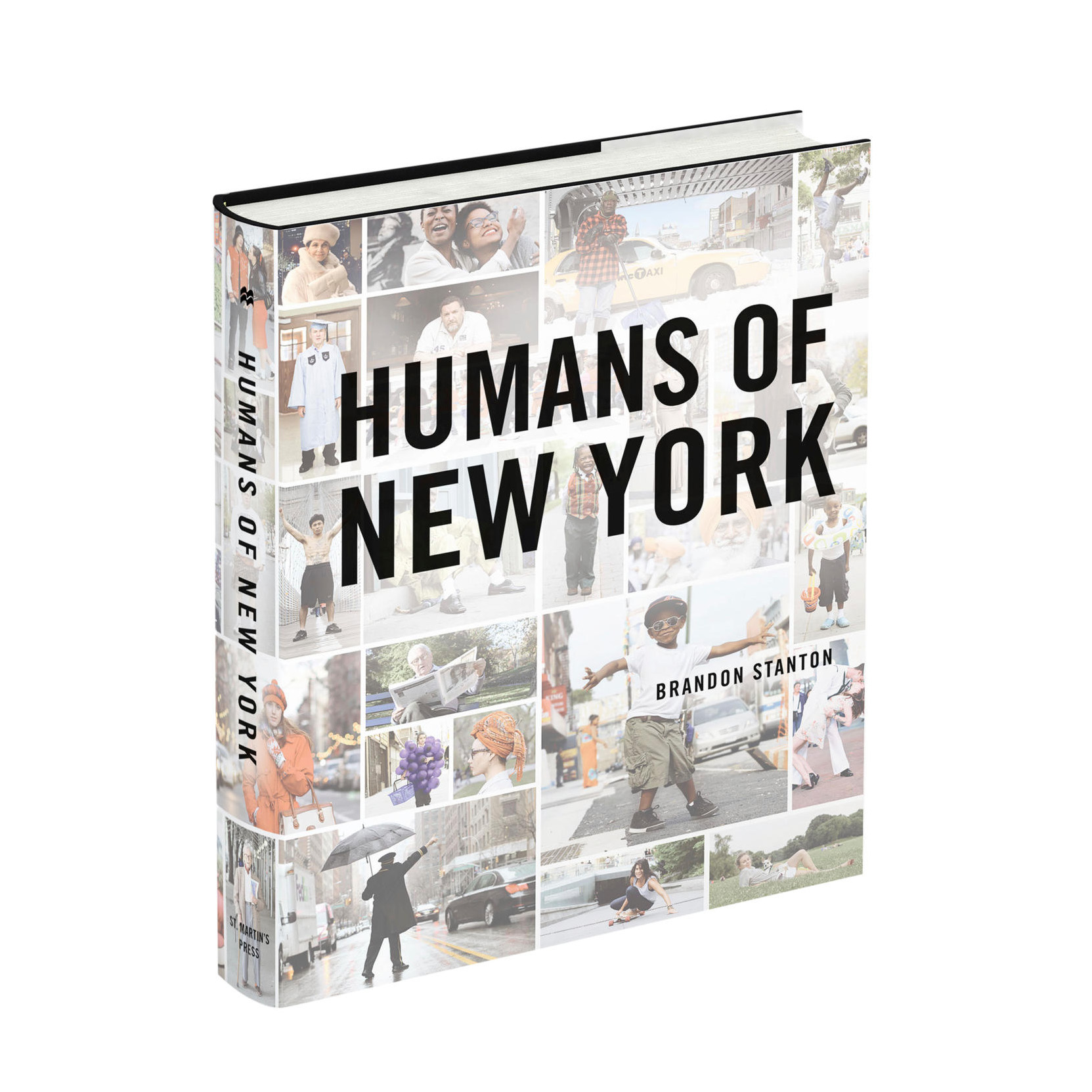 HUMANS OF NEW YORK COFFEETABLE BOOK
