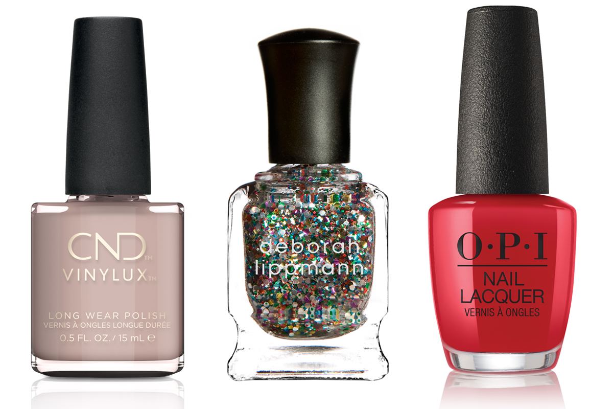 The Most Popular Nail Polish Colors, Ever