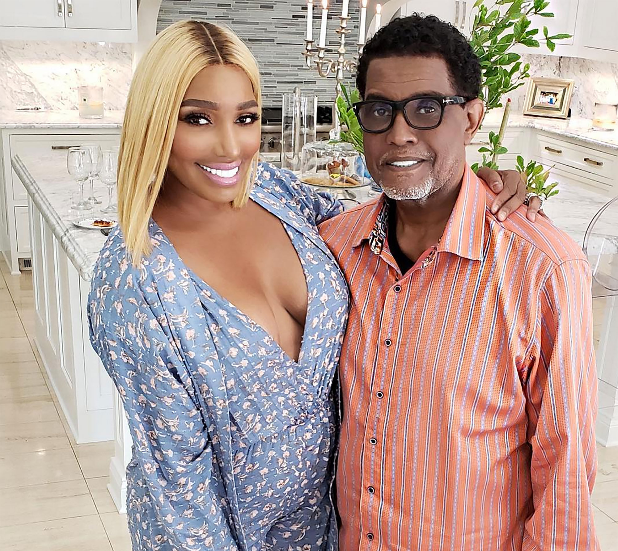 Rhoa Gregg Leakes Has Stage 3 Colon Cancer People Com