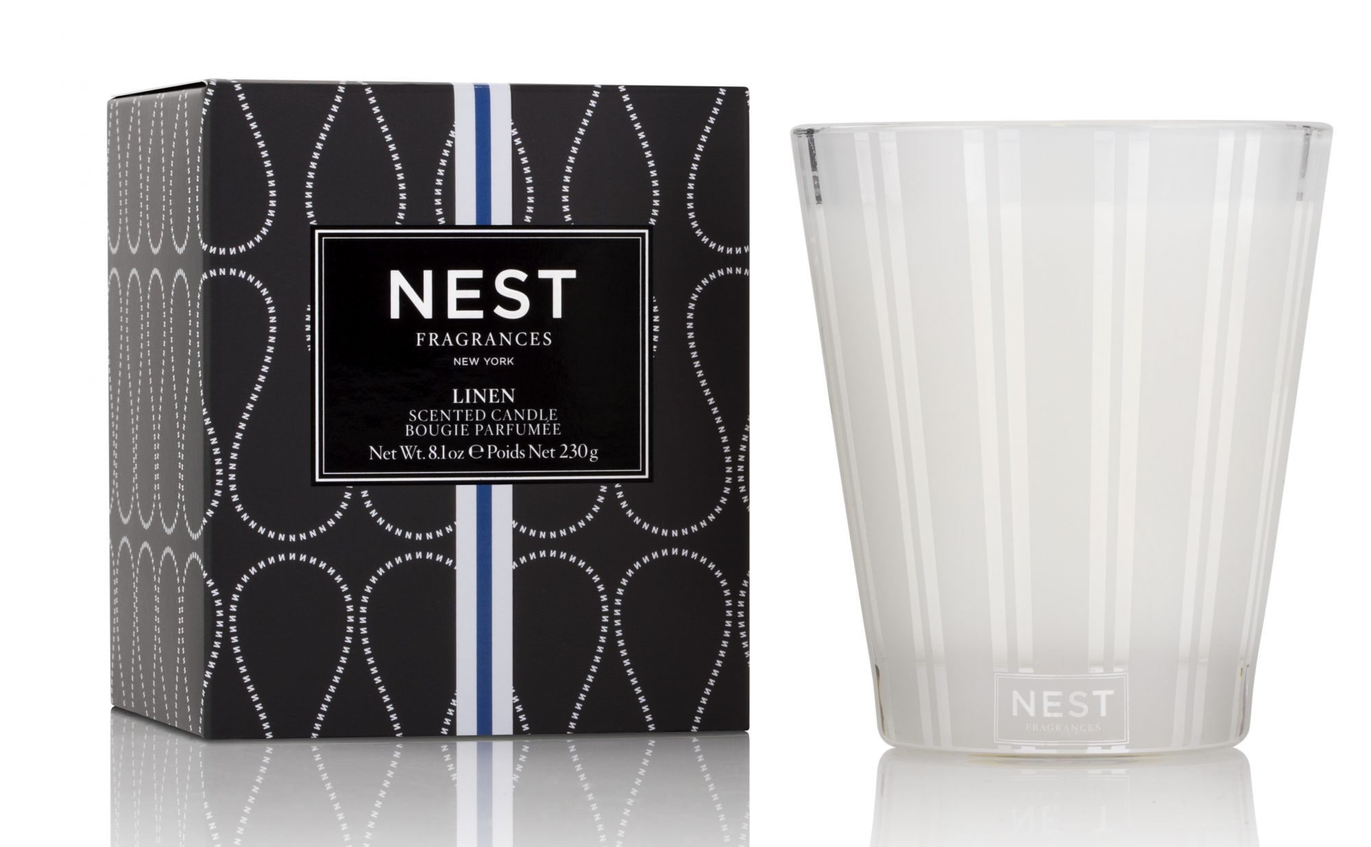 NEST Fragrances - Linen Classic Candle