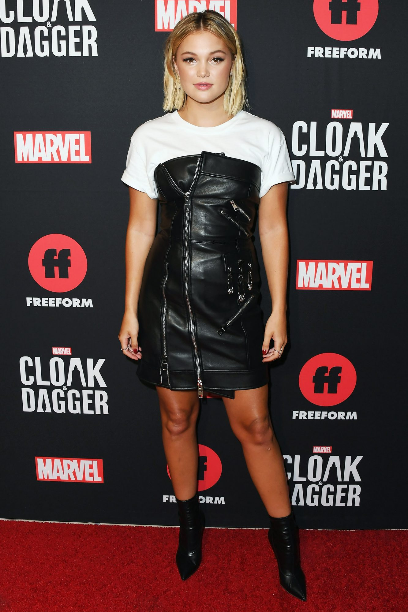 "Freeform And The NAACP Host A Screening For Marvel's ""Cloak & Dagger"" - Arrivals"