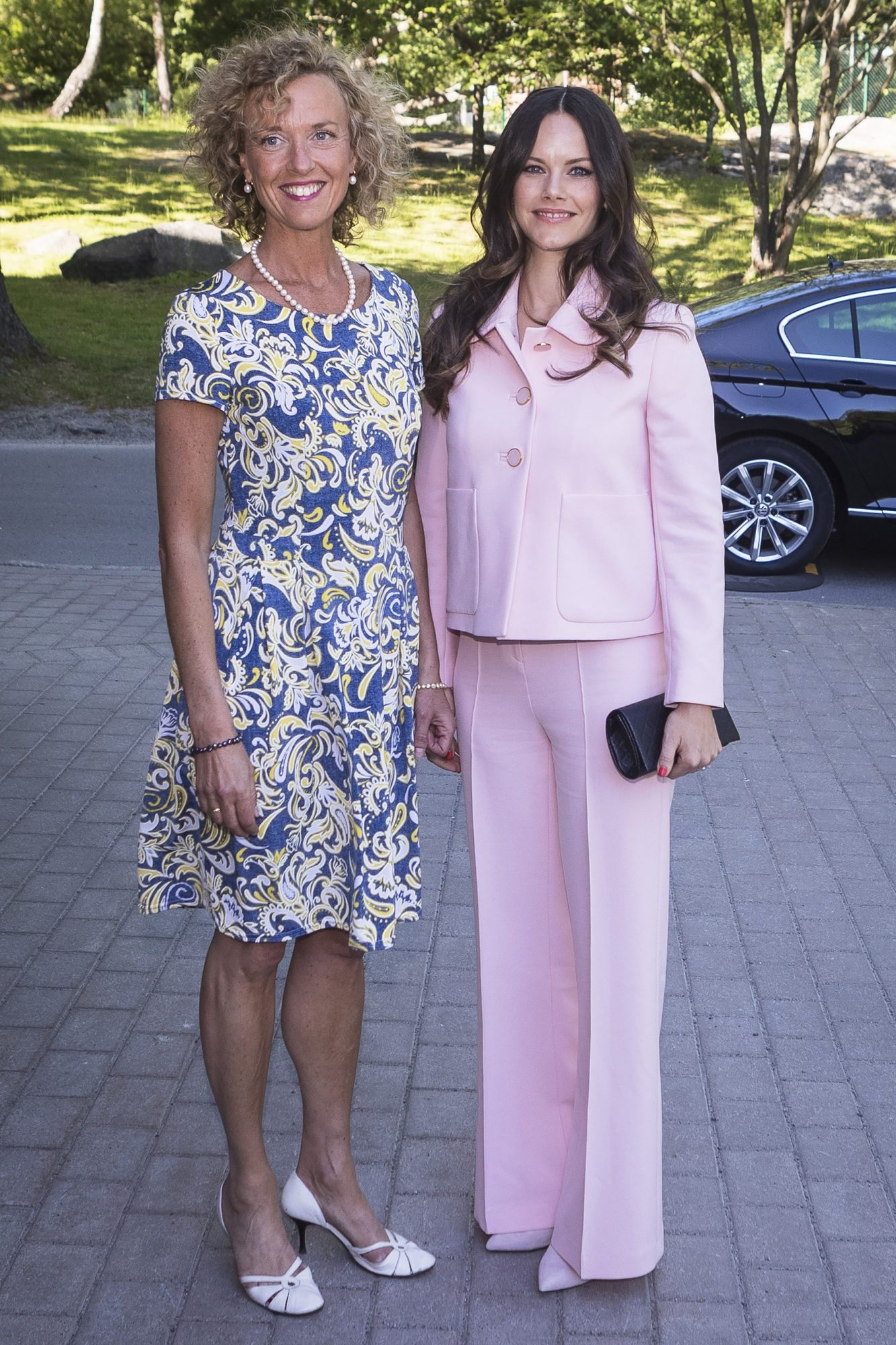 Princess Sofia Of Sweden Attends The Sophia Party And Presentation Of Medals Of Merit To Sophia Sisters