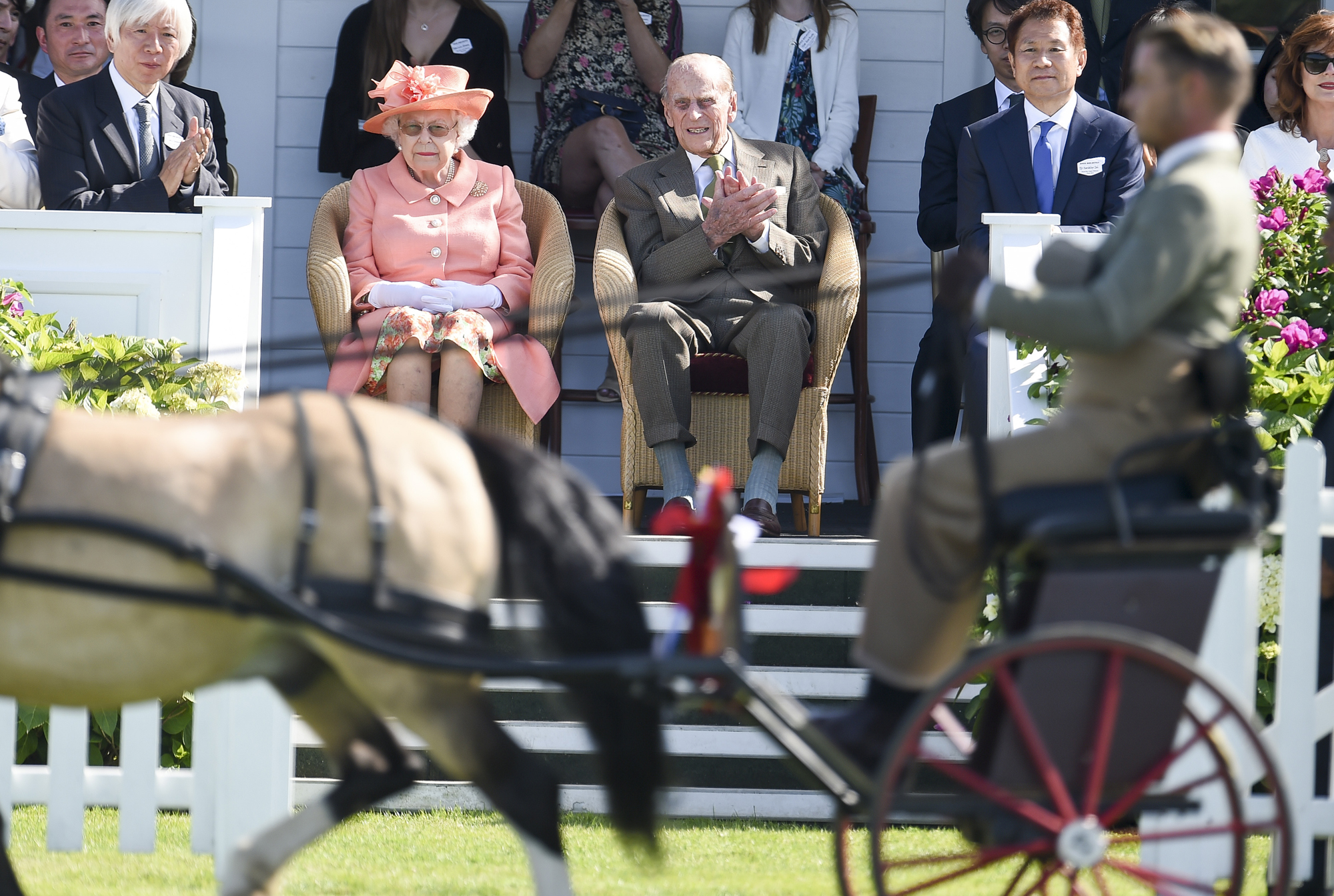 OUT-SOURCING Inc Royal Windsor Cup 2018